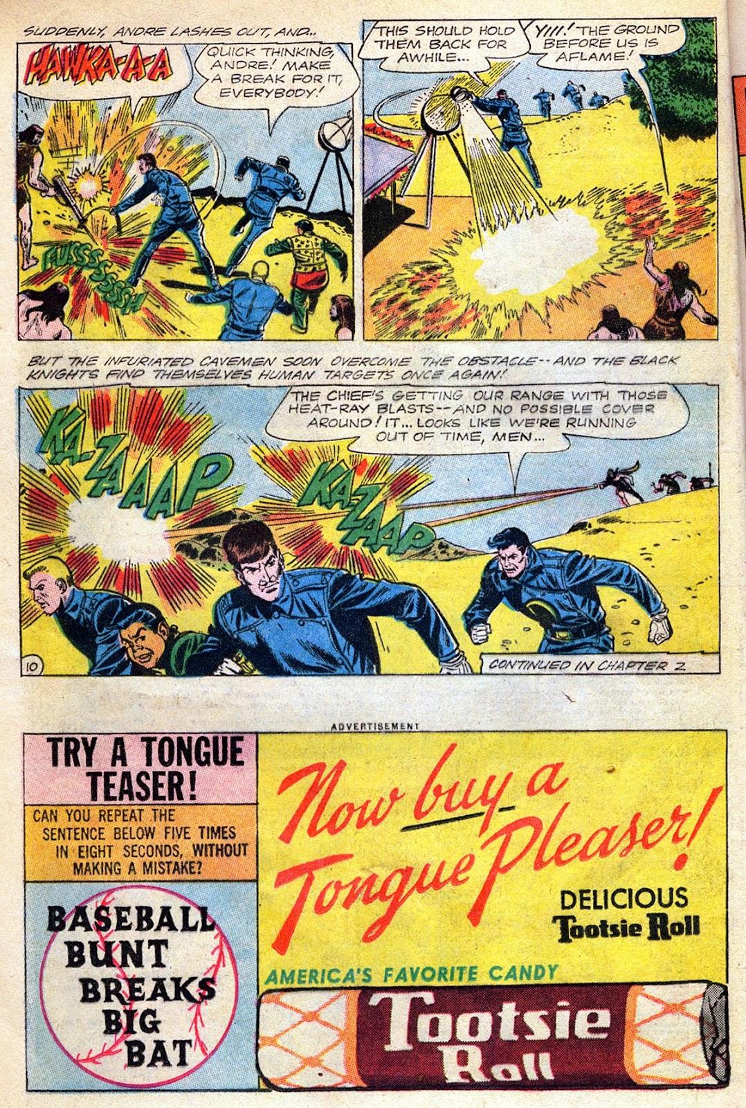 Blackhawk (1957) Issue #189 #82 - English 12