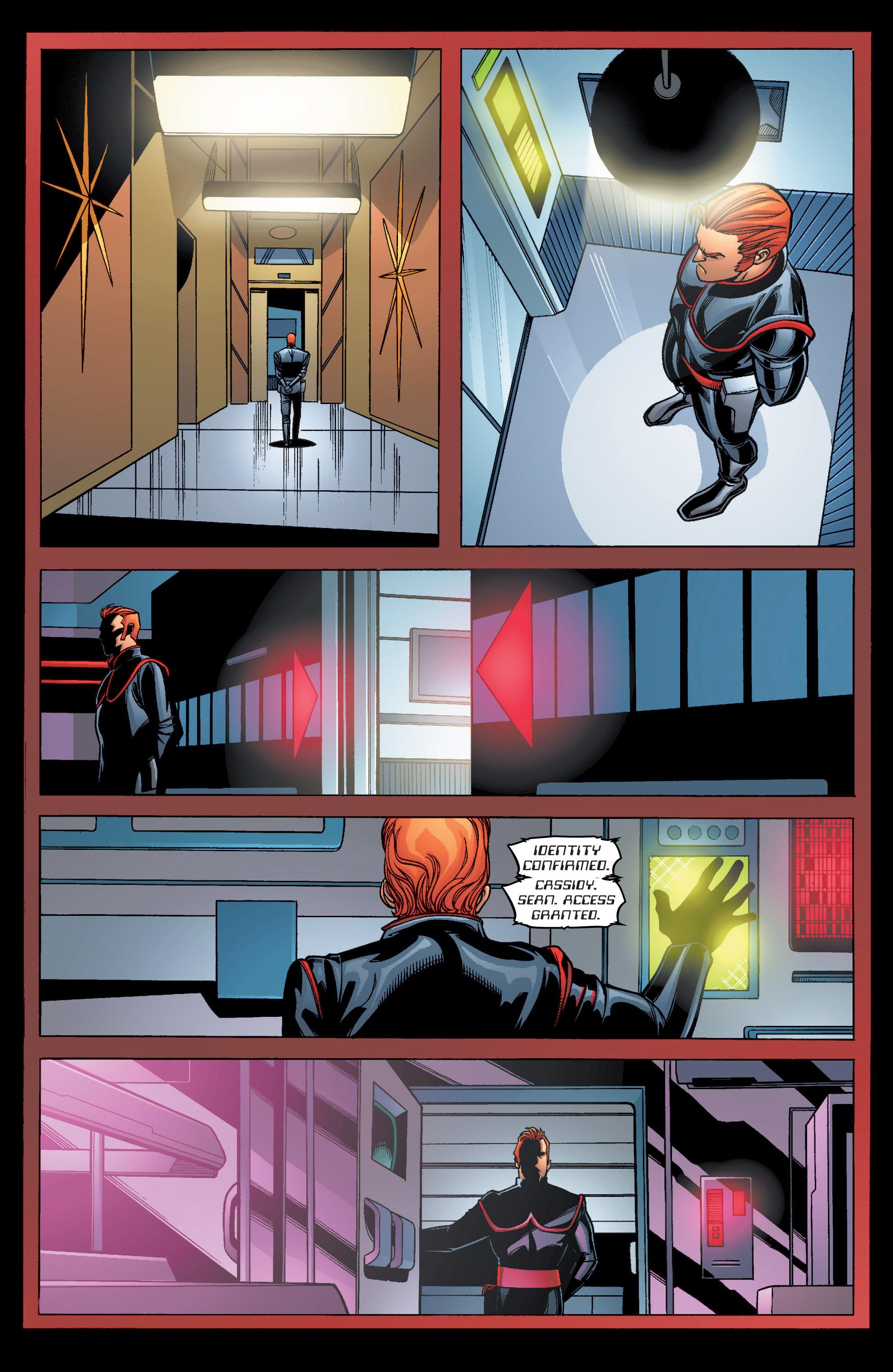 Read online Uncanny X-Men (1963) comic -  Issue #402 - 22