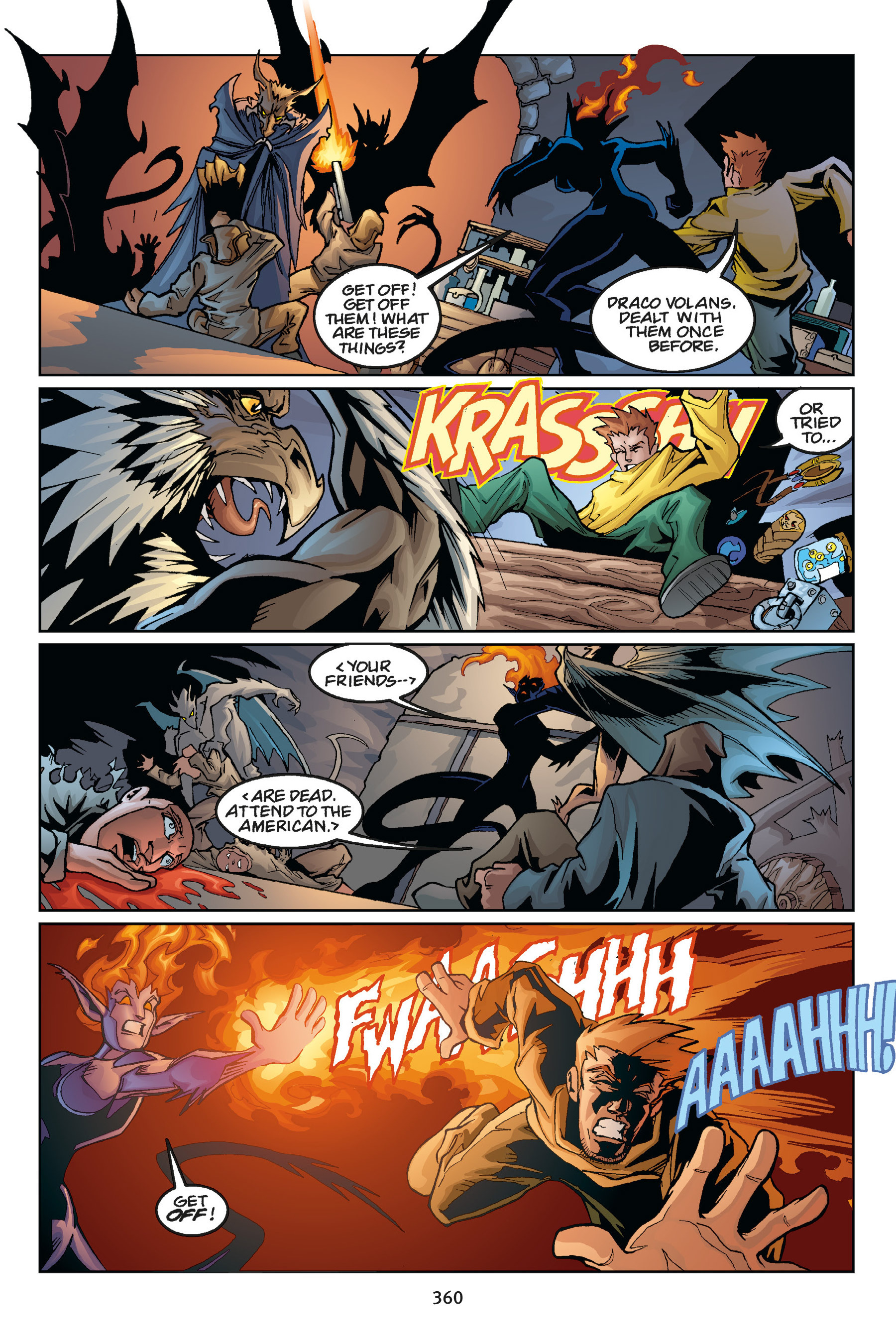 Read online Buffy the Vampire Slayer: Omnibus comic -  Issue # TPB 5 - 358
