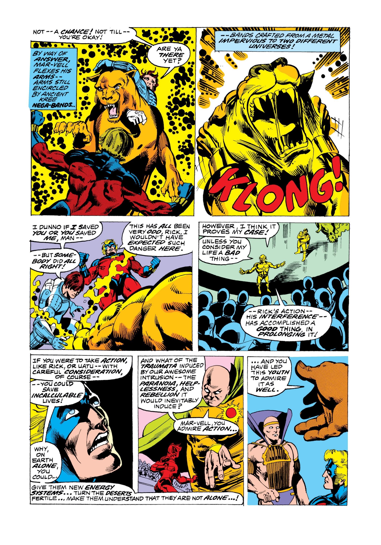 Marvel Masterworks: Captain Marvel TPB_4_(Part_2) Page 1