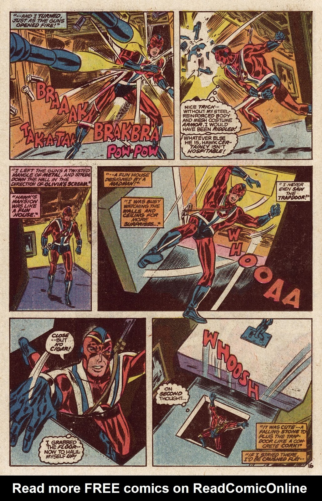 Steel, The Indestructible Man issue 5 - Page 25