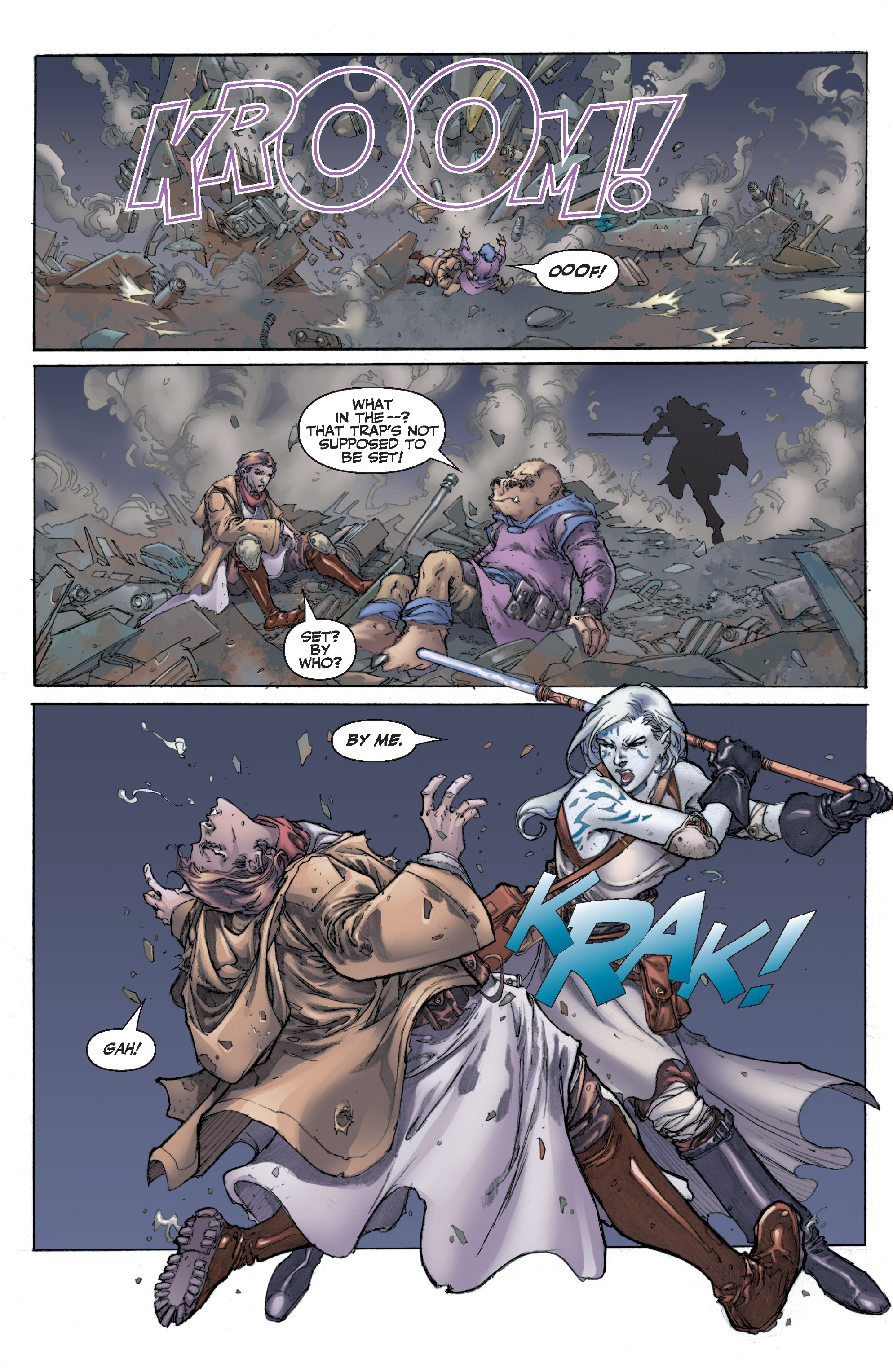 Read online Star Wars Omnibus comic -  Issue # Vol. 29 - 70