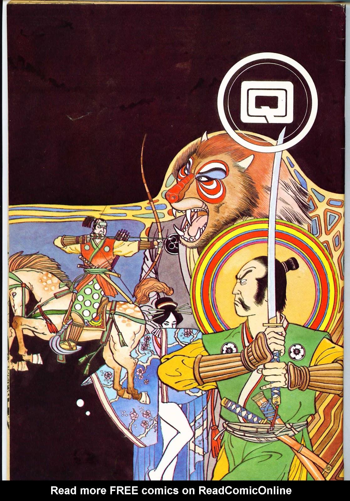 Warrior Issue #18 #19 - English 52