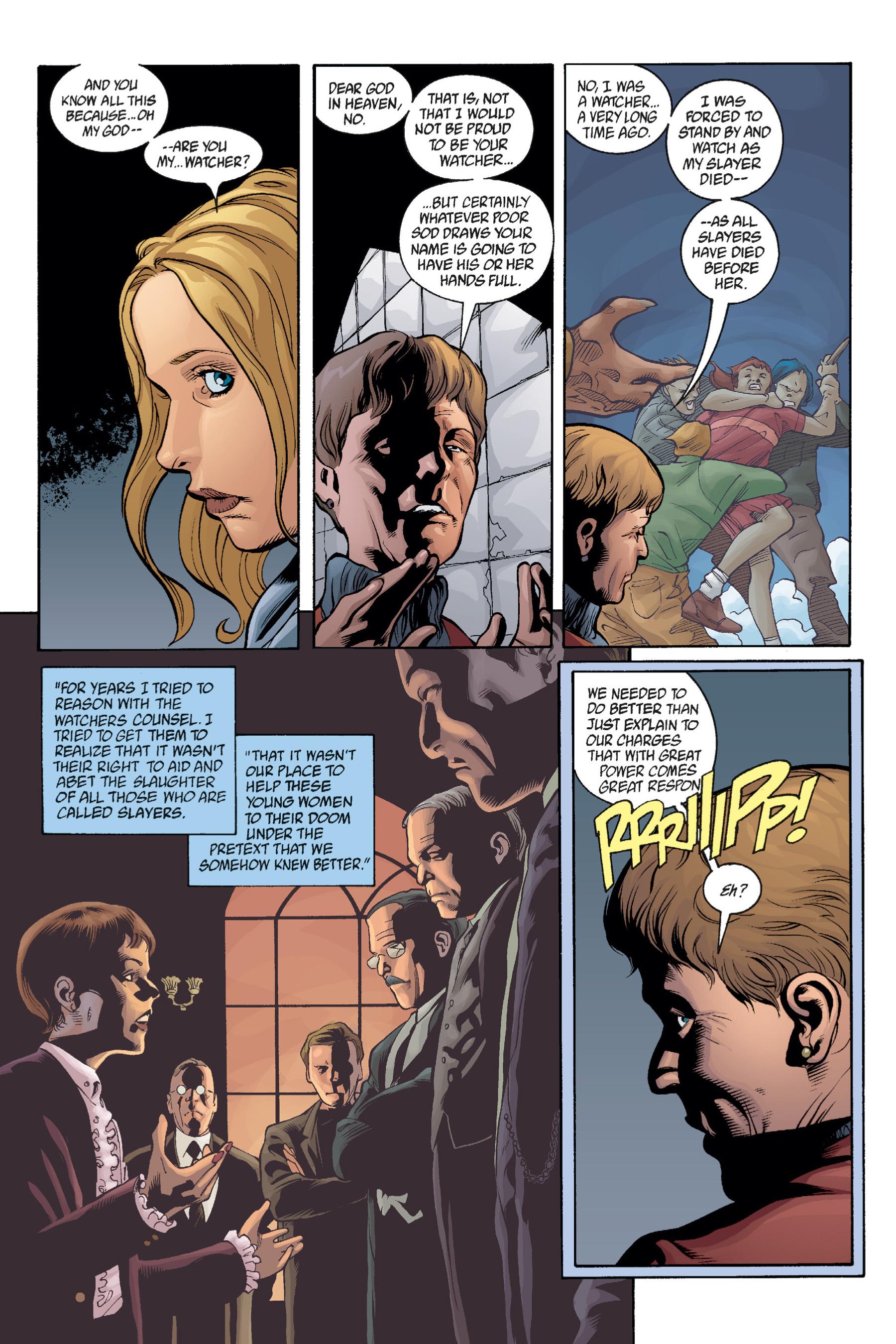 Read online Buffy the Vampire Slayer: Omnibus comic -  Issue # TPB 1 - 288