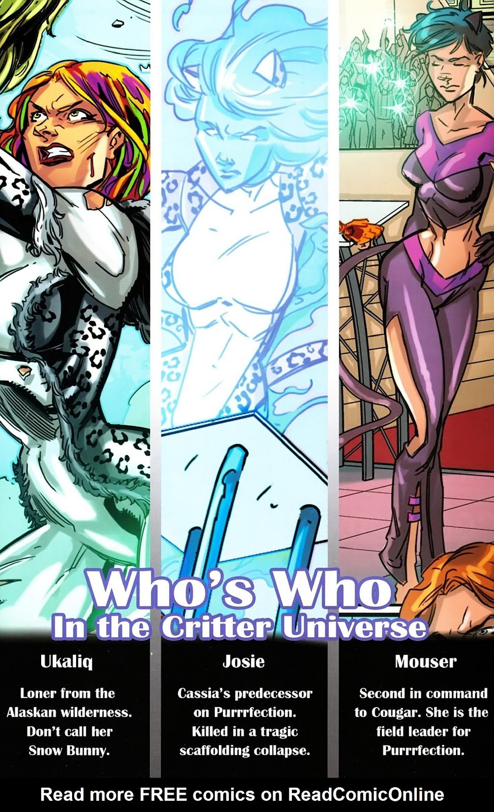 Read online Critter (2012) comic -  Issue #2 - 24