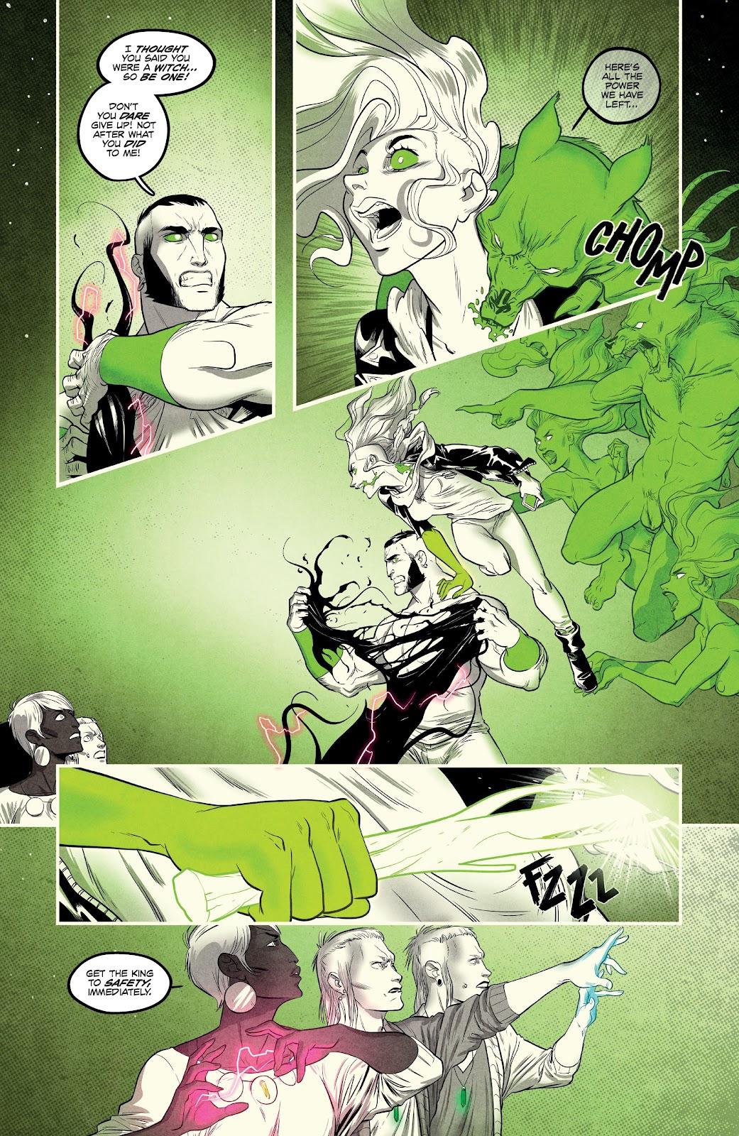 Read online Nomen Omen comic -  Issue #6 - 20
