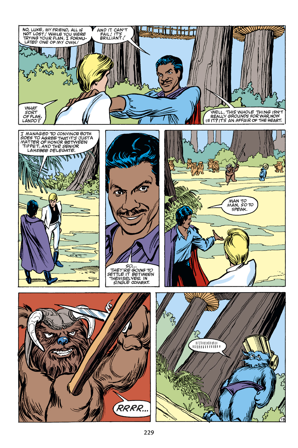 Read online Star Wars Omnibus comic -  Issue # Vol. 21 - 220