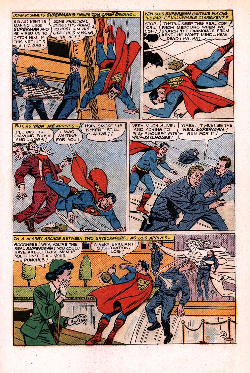 Action Comics (1938) 331 Page 11