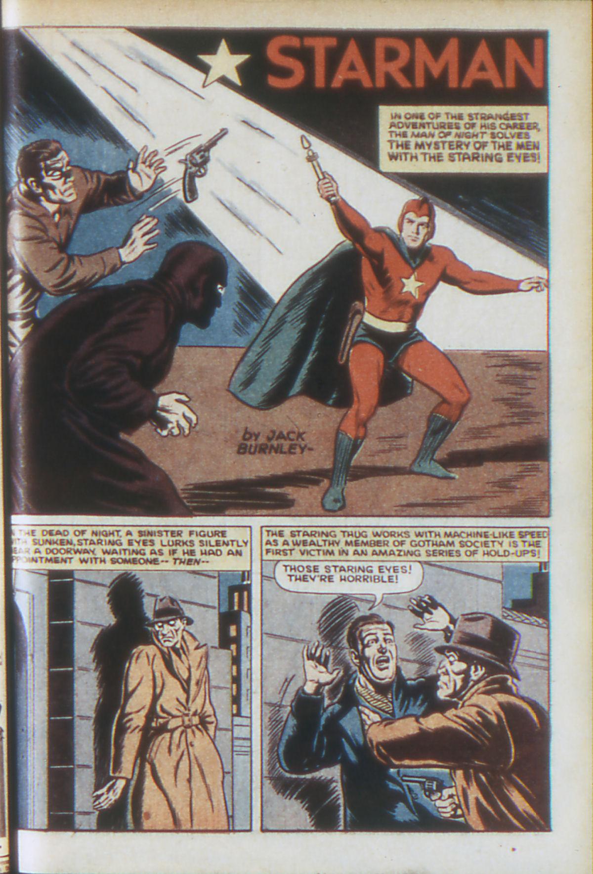 Read online Adventure Comics (1938) comic -  Issue #64 - 4