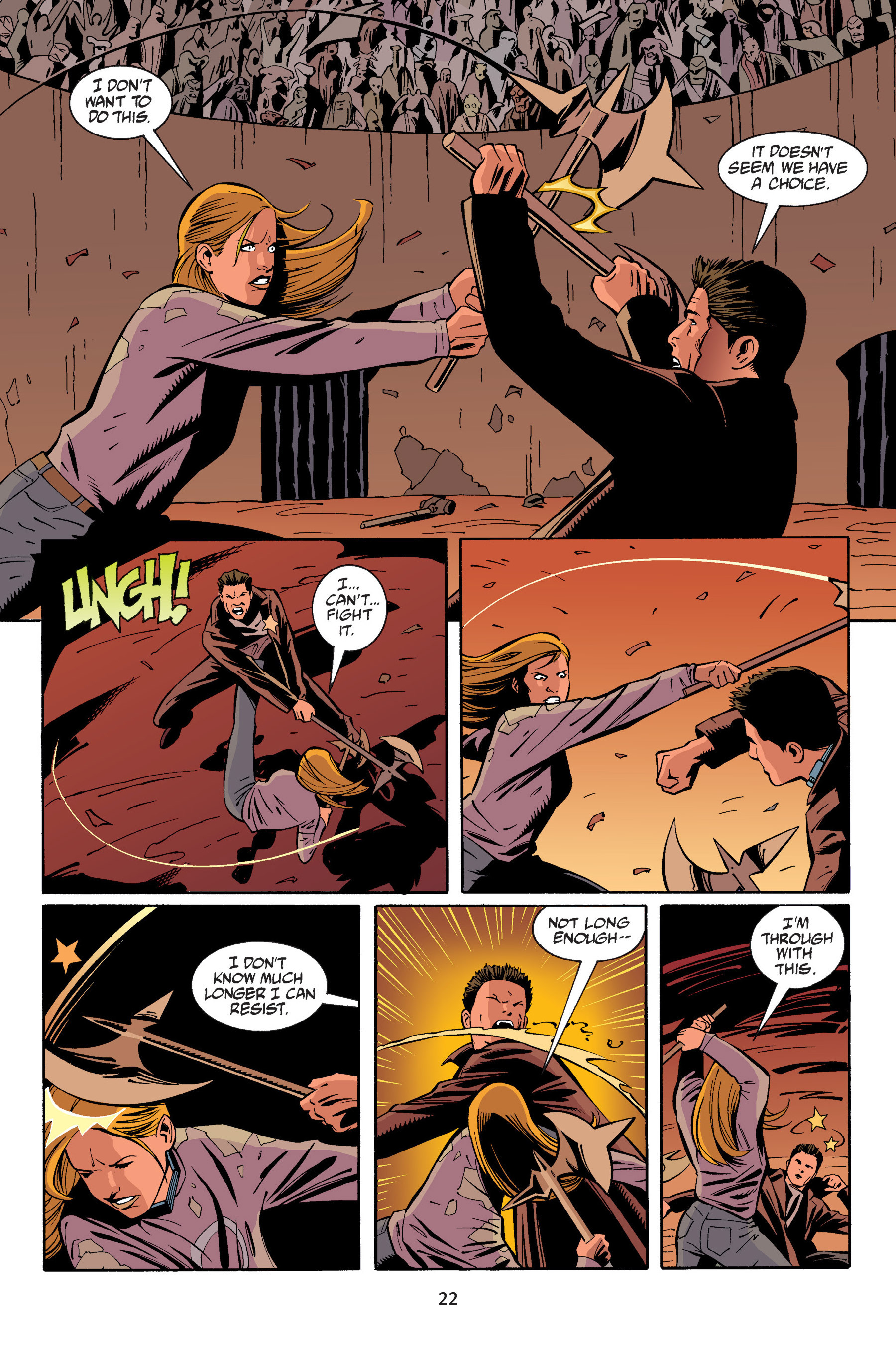 Read online Buffy the Vampire Slayer: Omnibus comic -  Issue # TPB 6 - 23