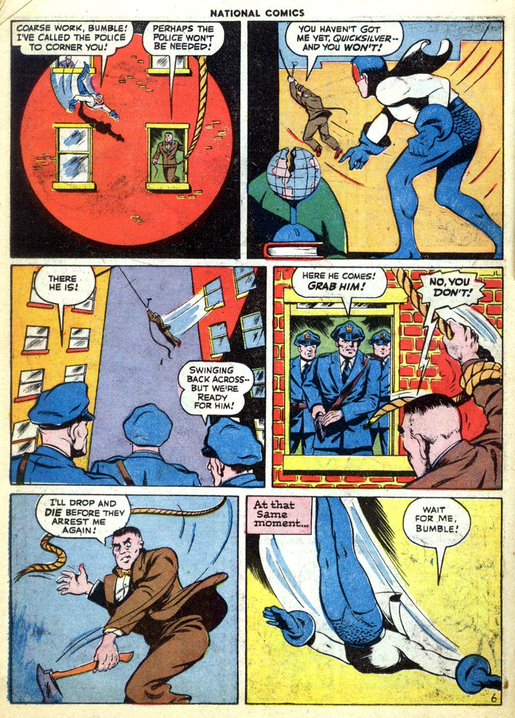 National Comics (1940) issue 47 - Page 42