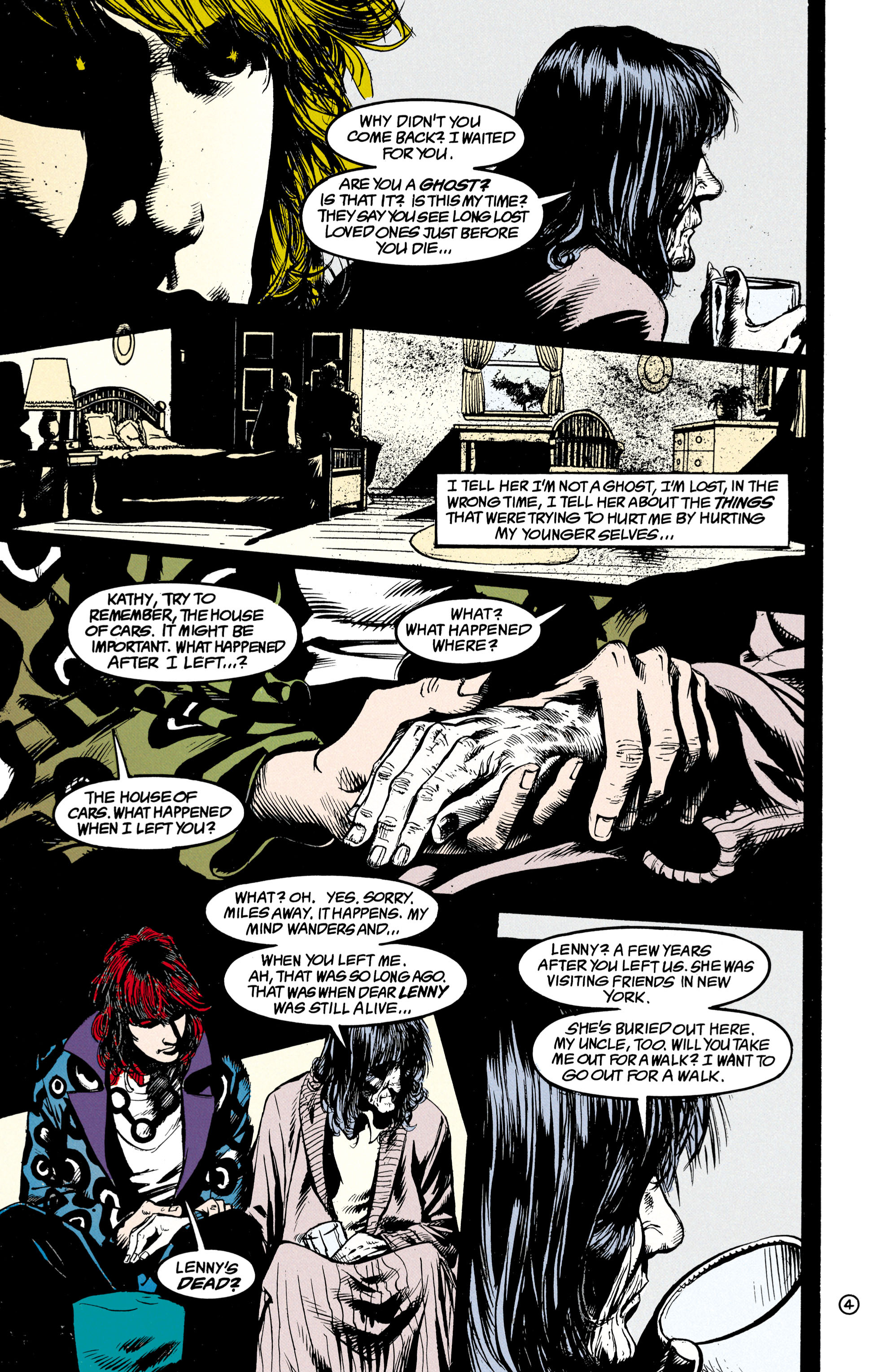 Read online Shade, the Changing Man comic -  Issue #23 - 5