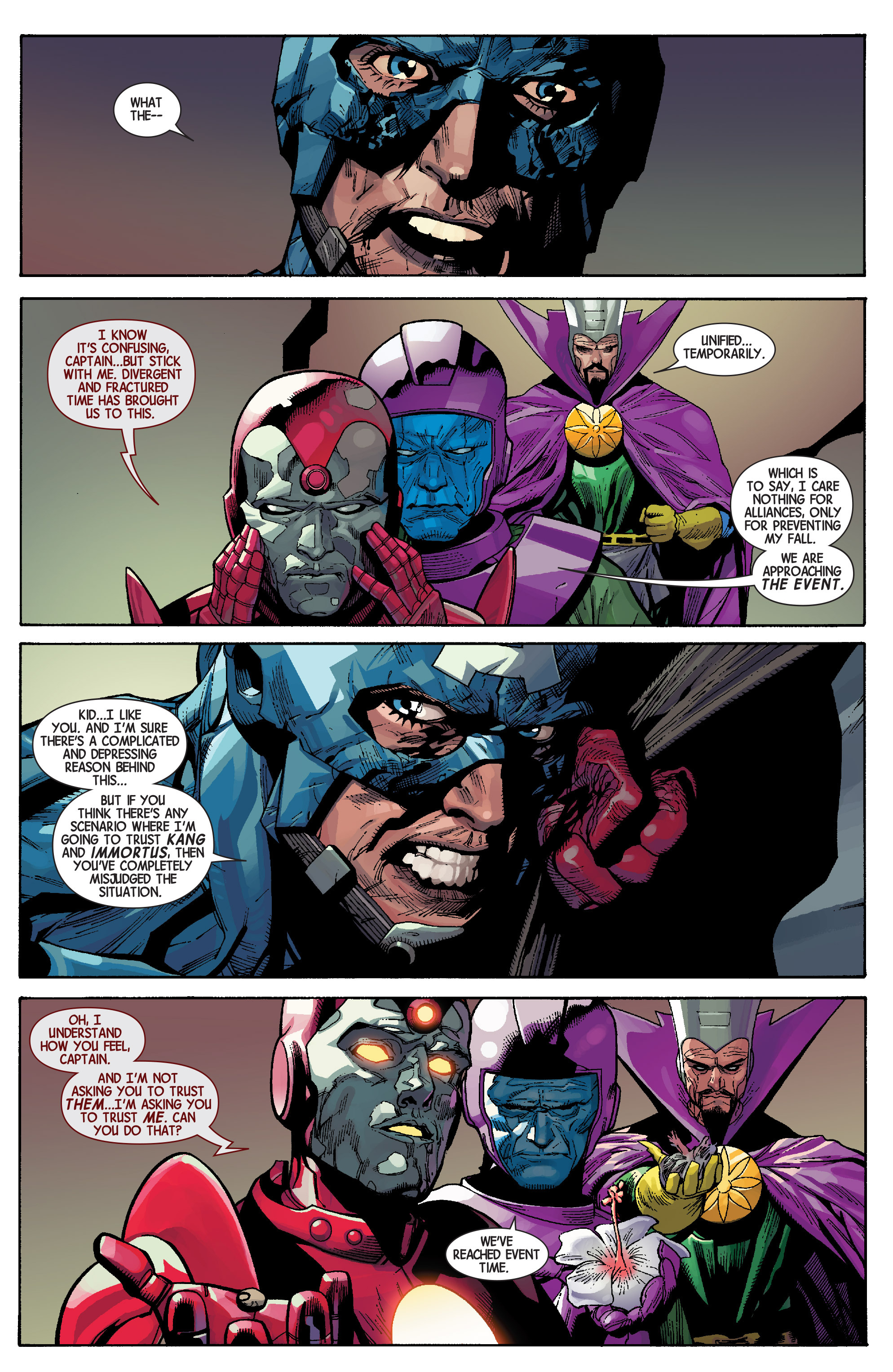 Read online Avengers (2013) comic -  Issue #Avengers (2013) _TPB 6 - 133