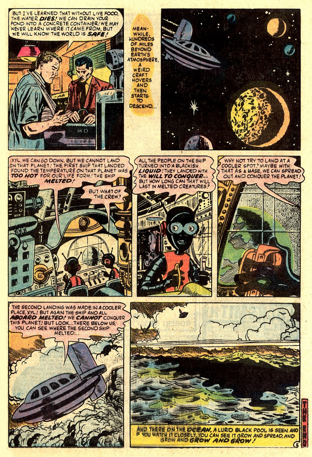 Journey Into Mystery (1972) issue 14 - Page 25