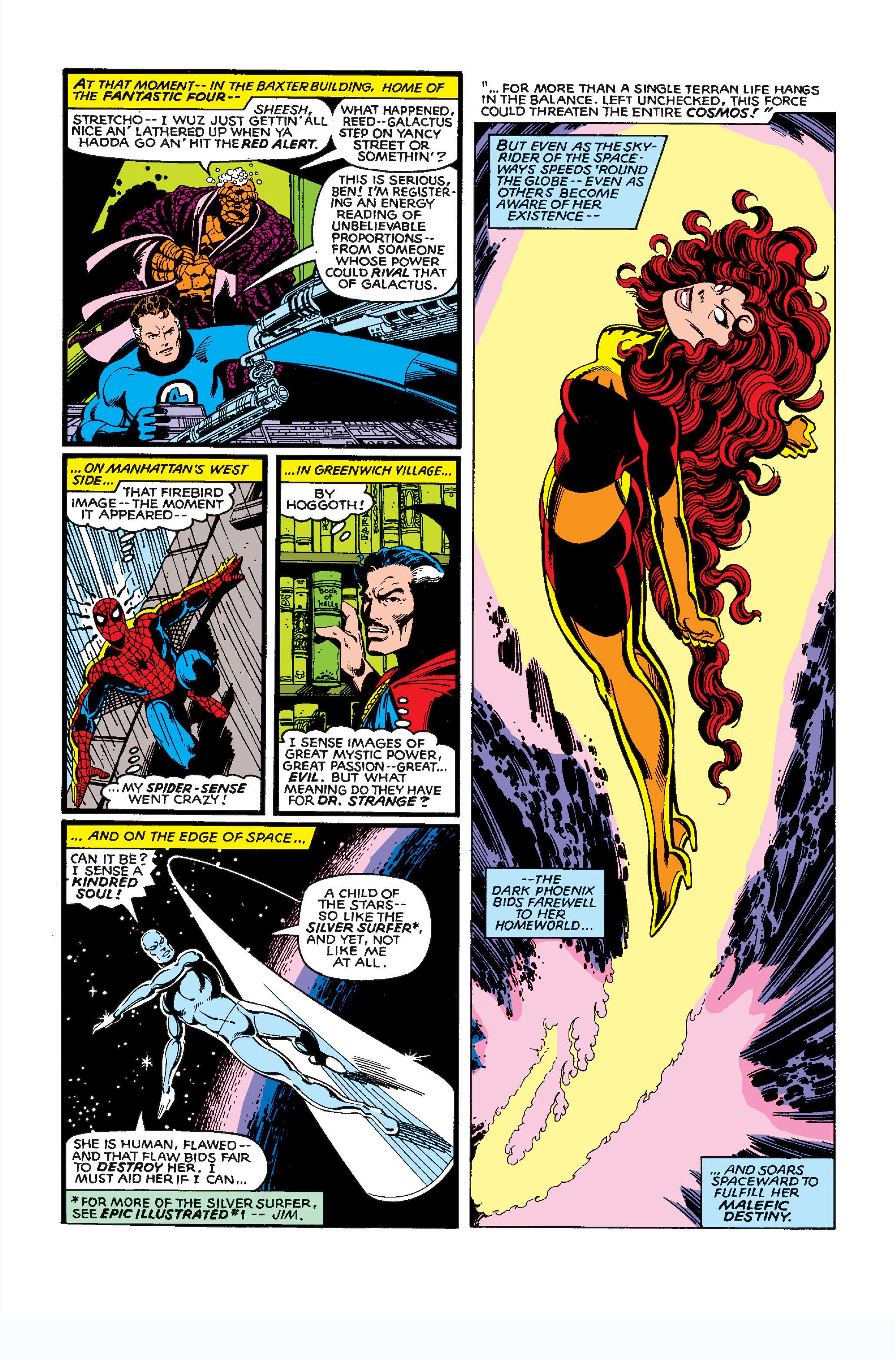 Read online Uncanny X-Men (1963) comic -  Issue #135 - 9
