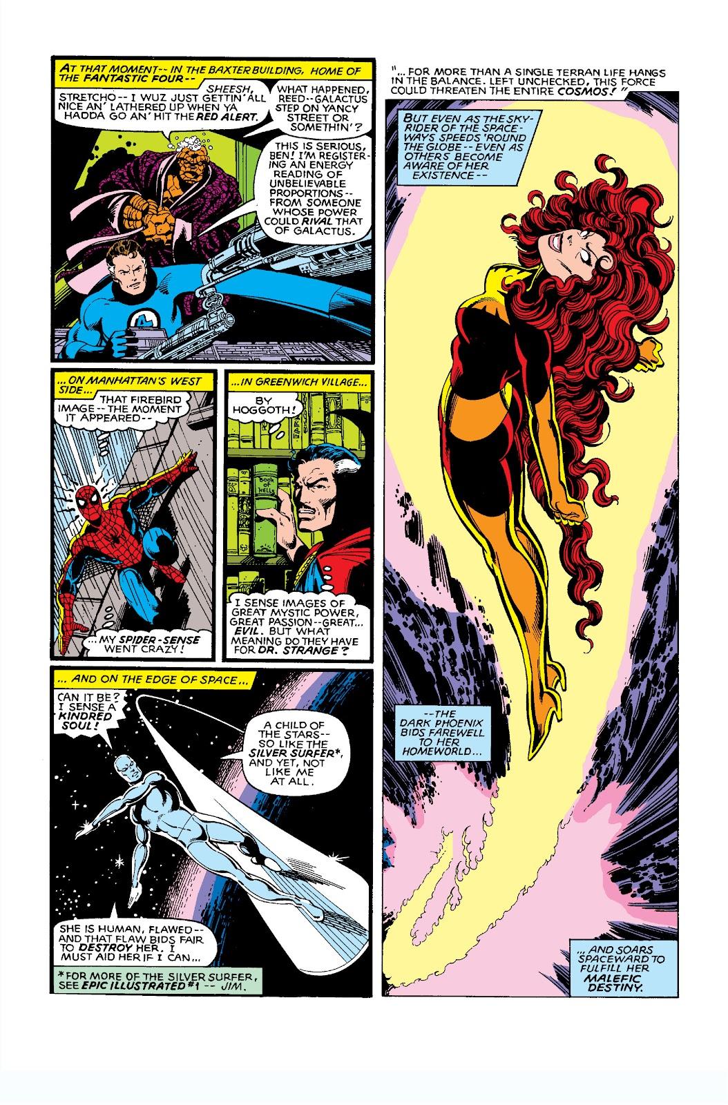 Uncanny X-Men (1963) issue 135 - Page 9