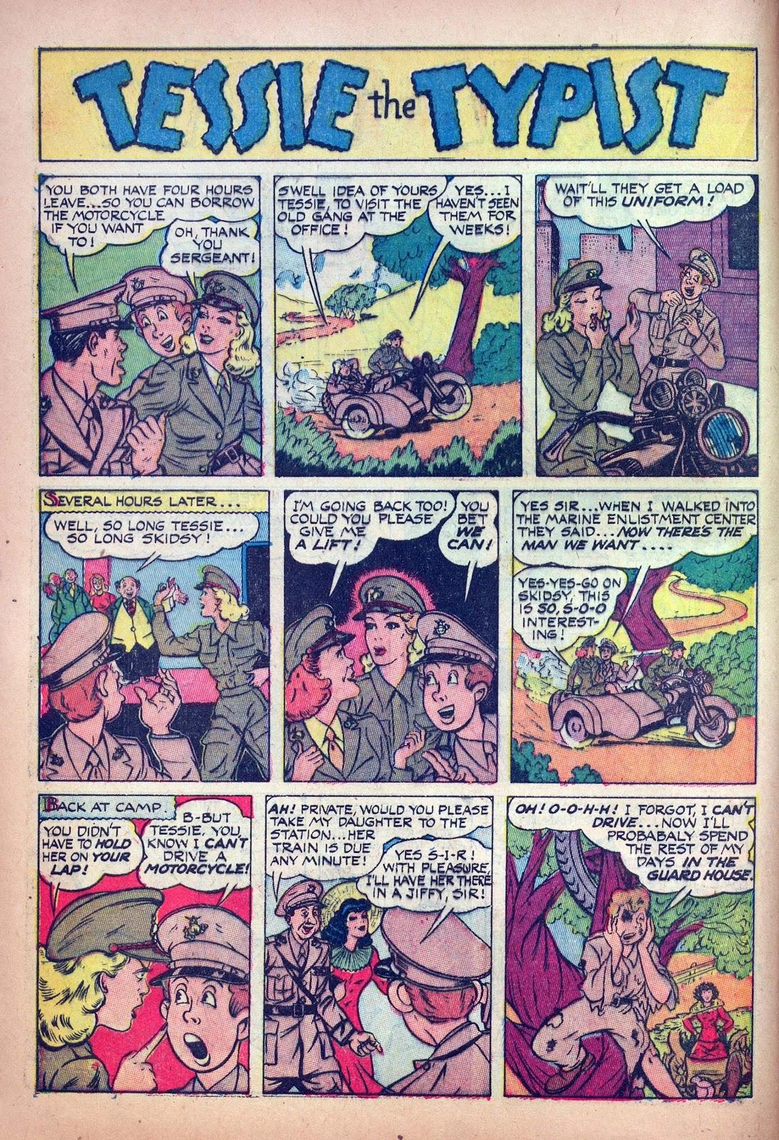Read online Joker Comics comic -  Issue #12 - 14