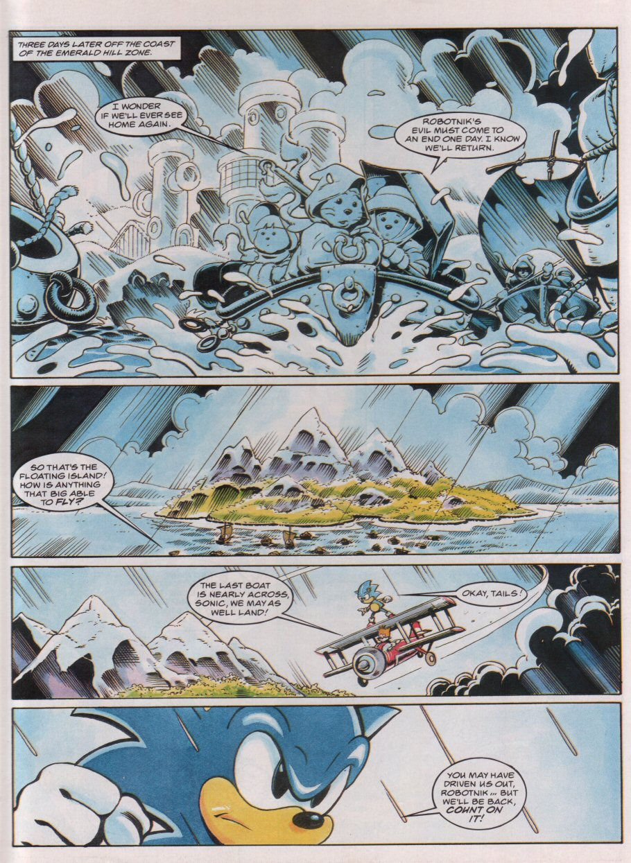 Read online Sonic the Comic comic -  Issue #53 - 8