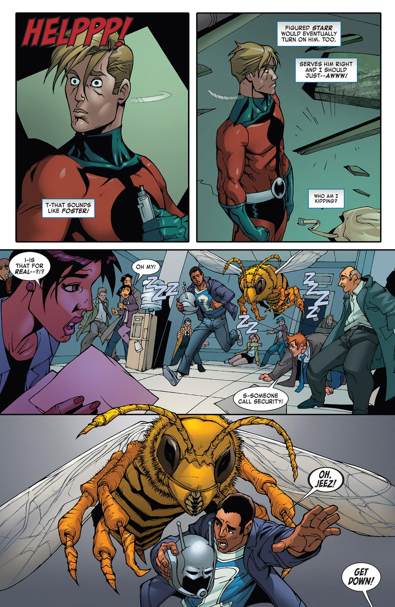 Read online Ant-Man: Season One comic -  Issue #Ant-Man: Season One Full - 69