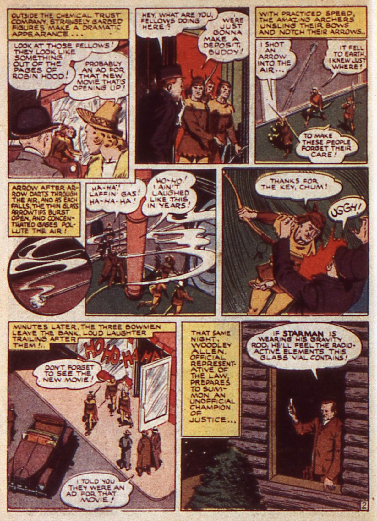 Read online Adventure Comics (1938) comic -  Issue #85 - 16