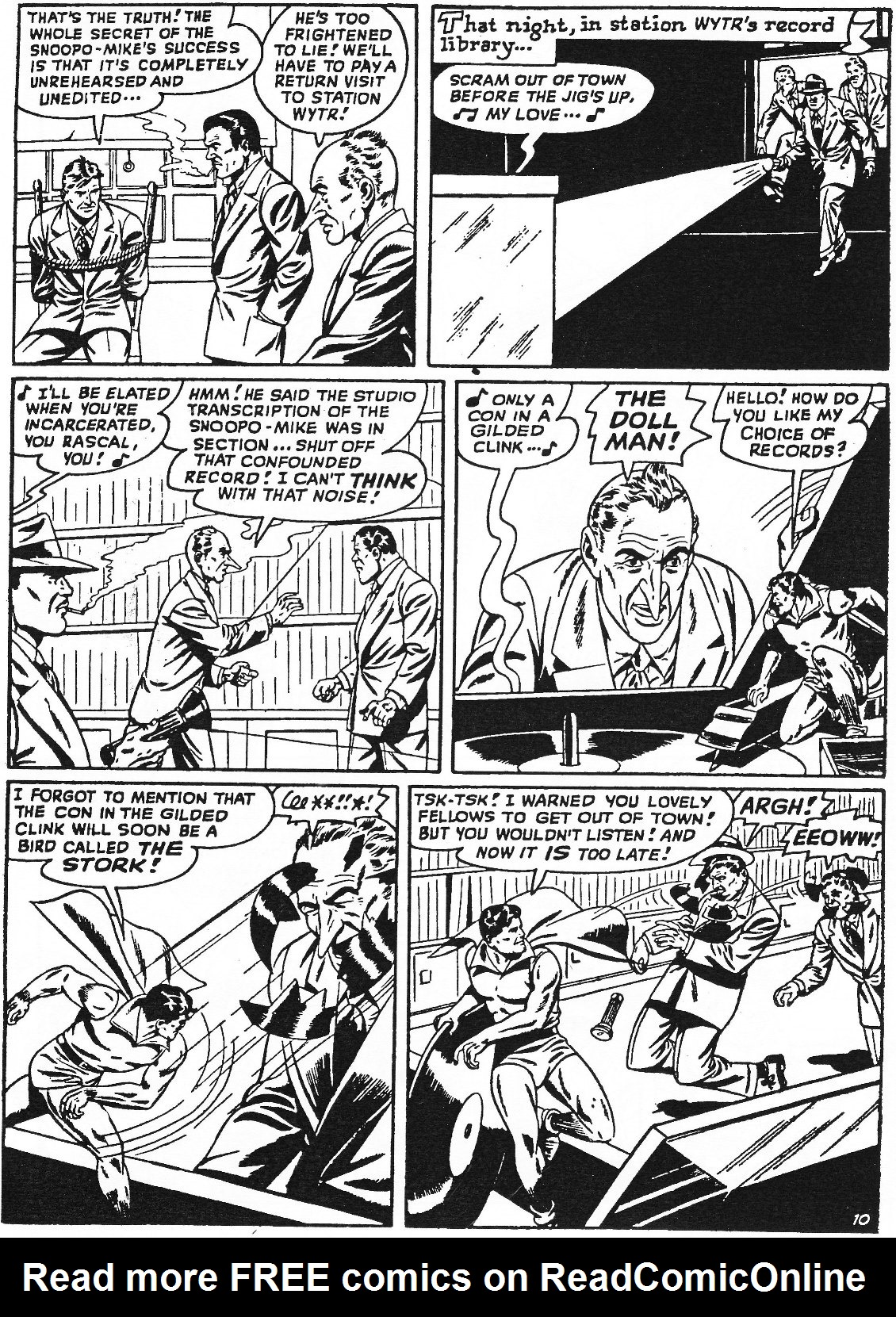Read online Men of Mystery Comics comic -  Issue #84 - 161