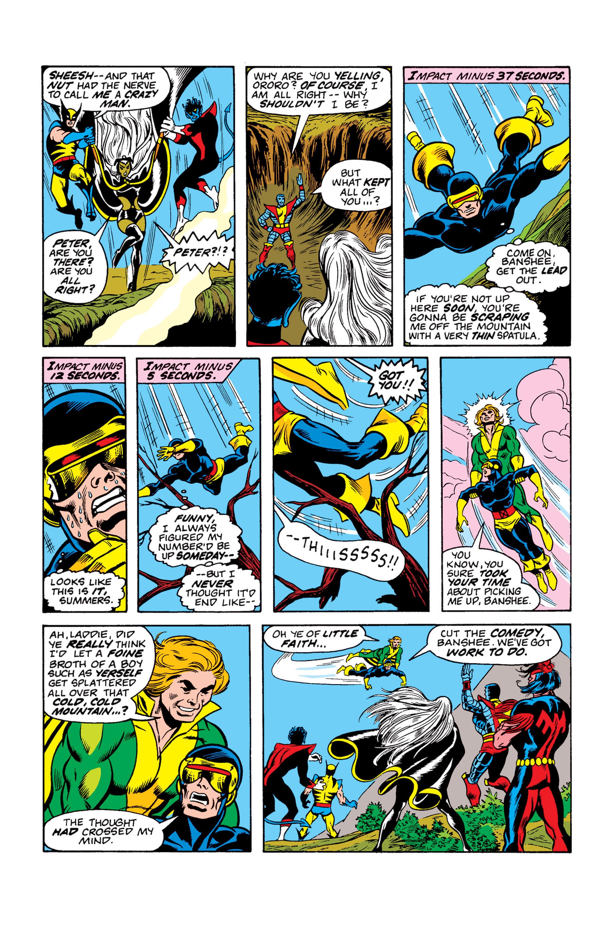 Uncanny X-Men (1963) 95 Page 4