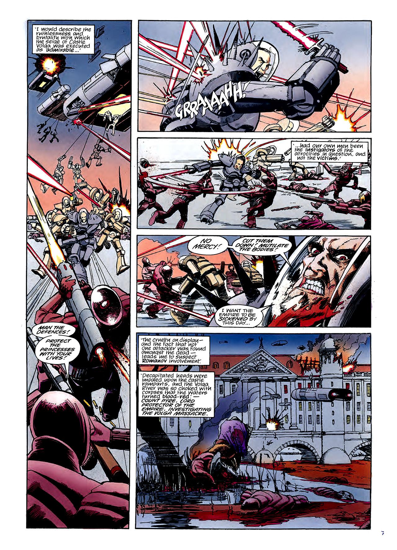 Read online Nikolai Dante comic -  Issue # TPB 3 - 75
