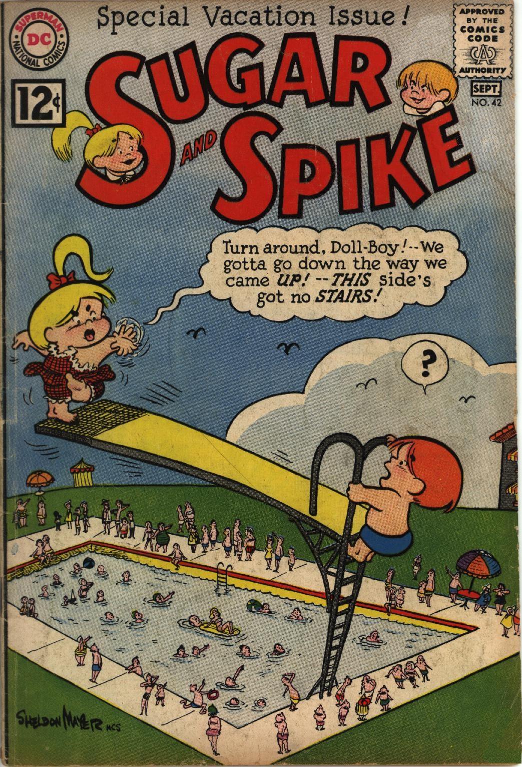 Sugar and Spike 42 Page 1