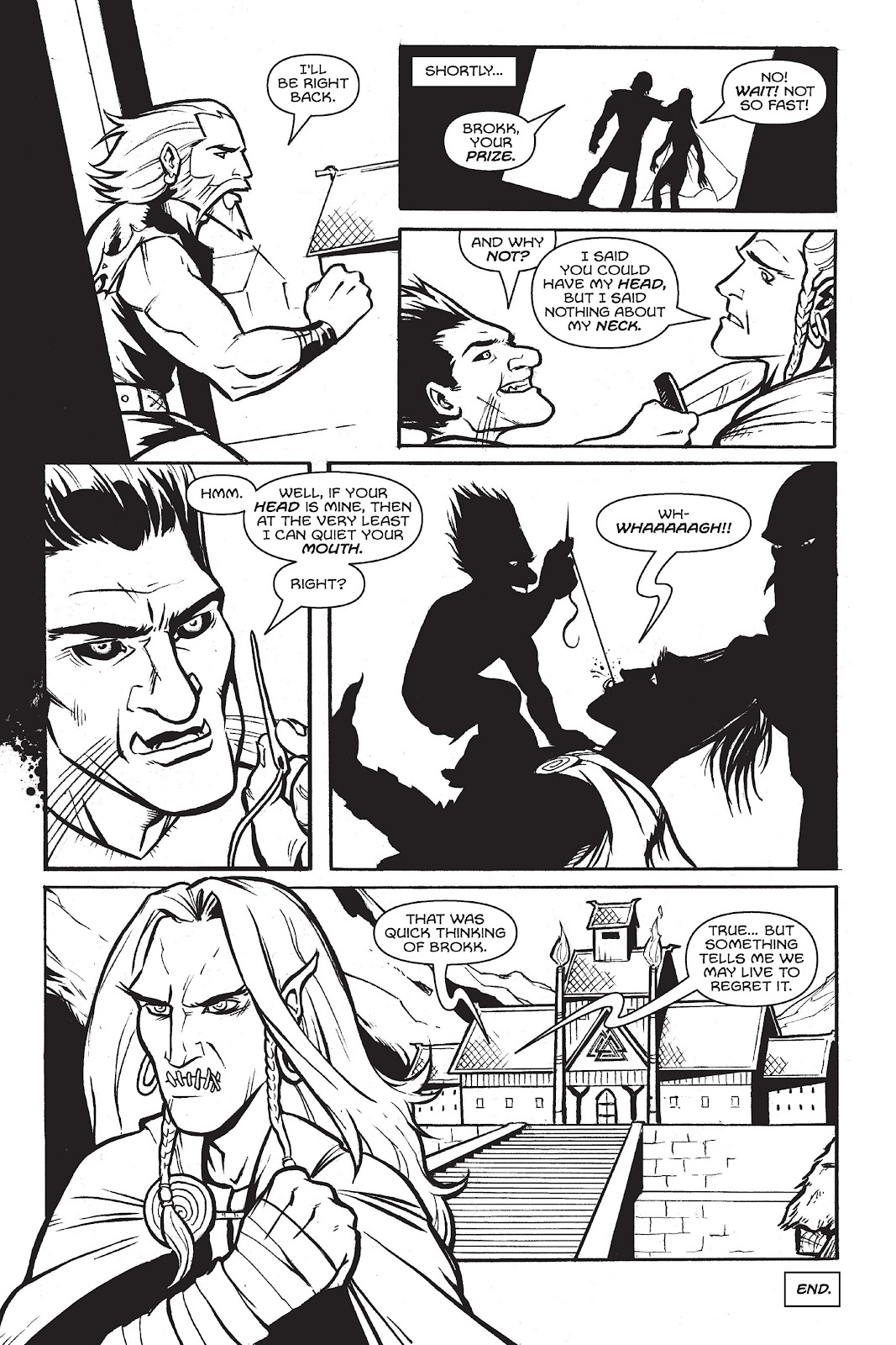 Read online Gods of Asgard comic -  Issue # TPB (Part 1) - 37