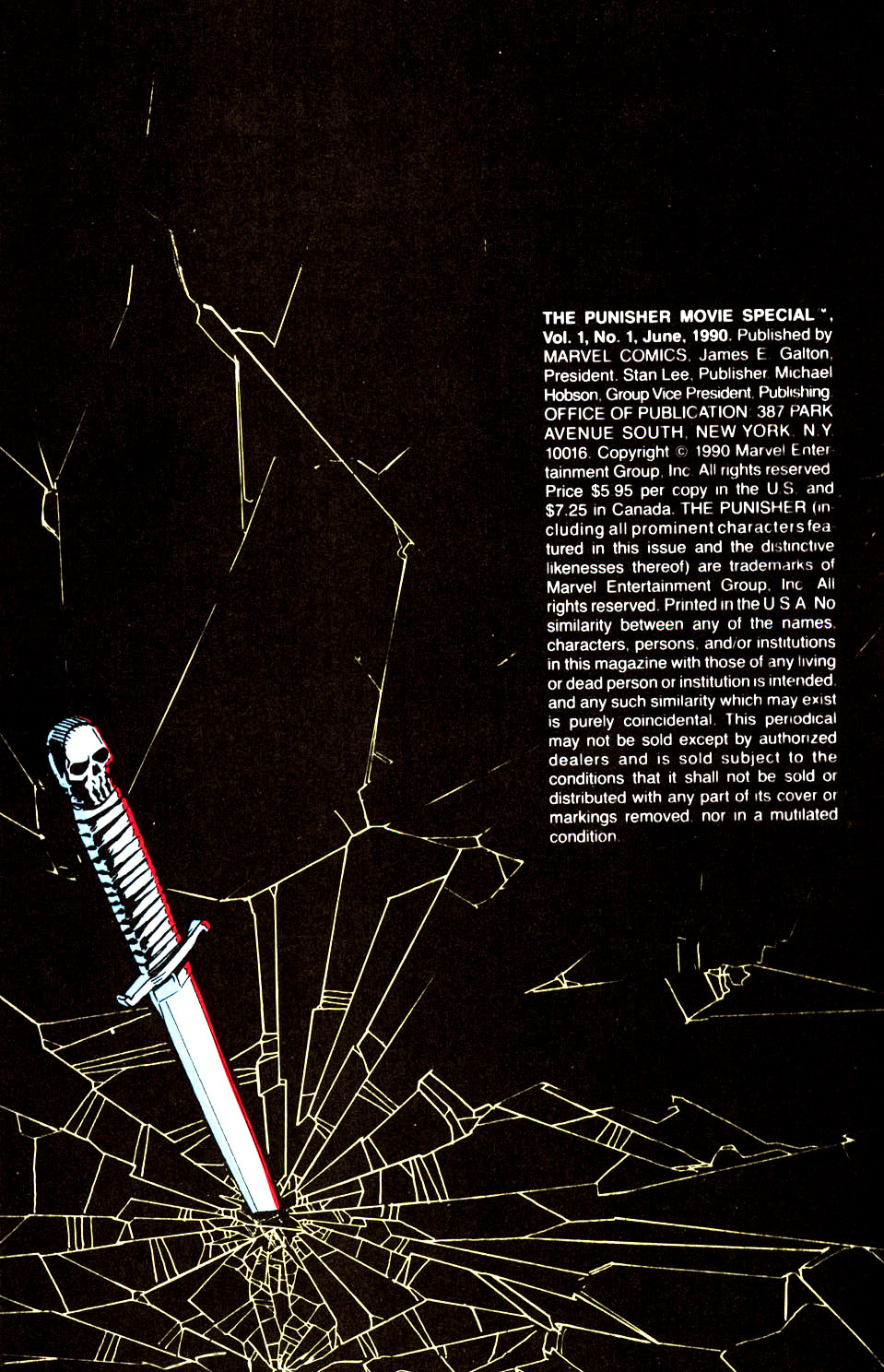 The Punisher Movie Special issue Full - Page 4