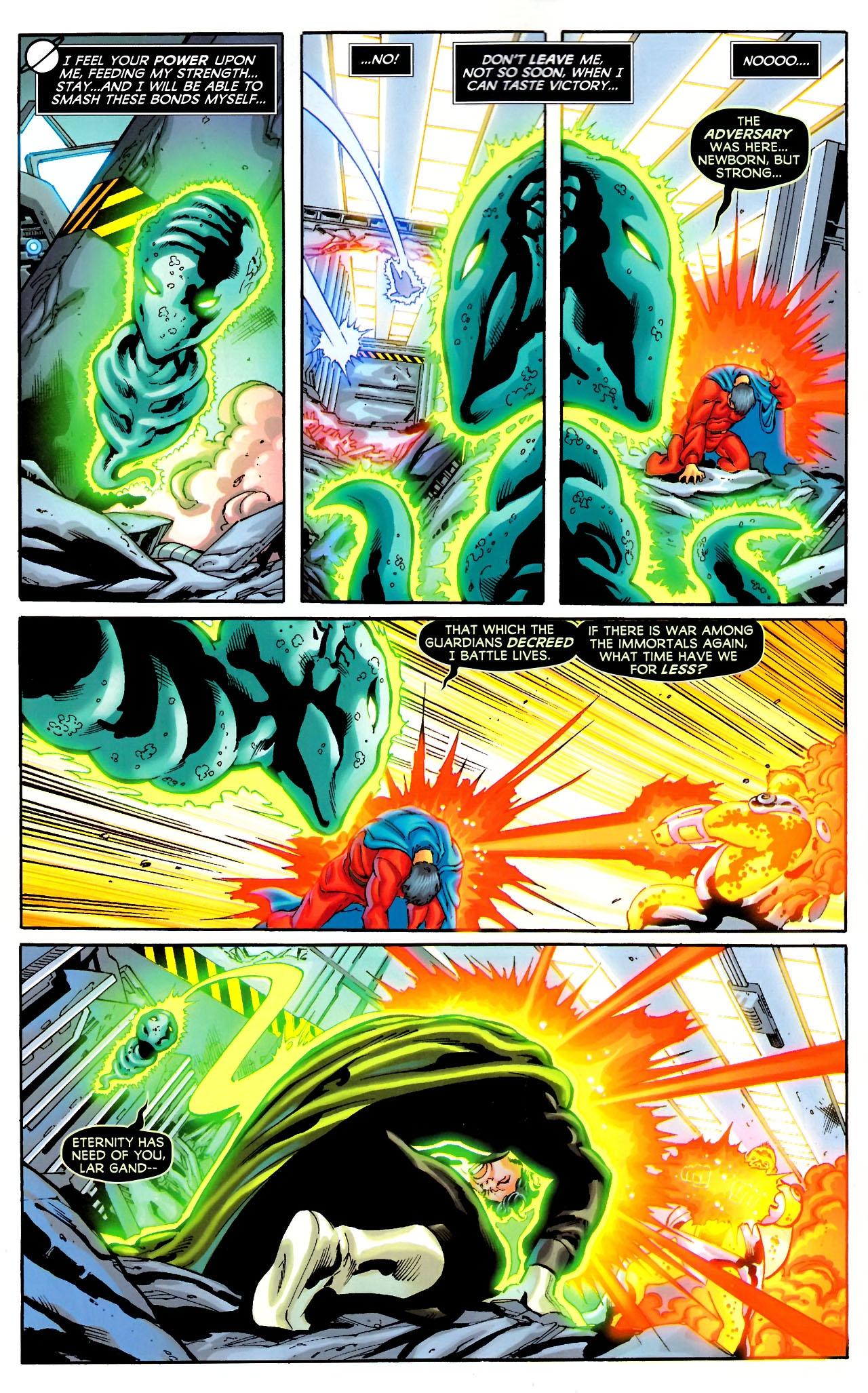Read online Adventure Comics (1938) comic -  Issue #522 - 17