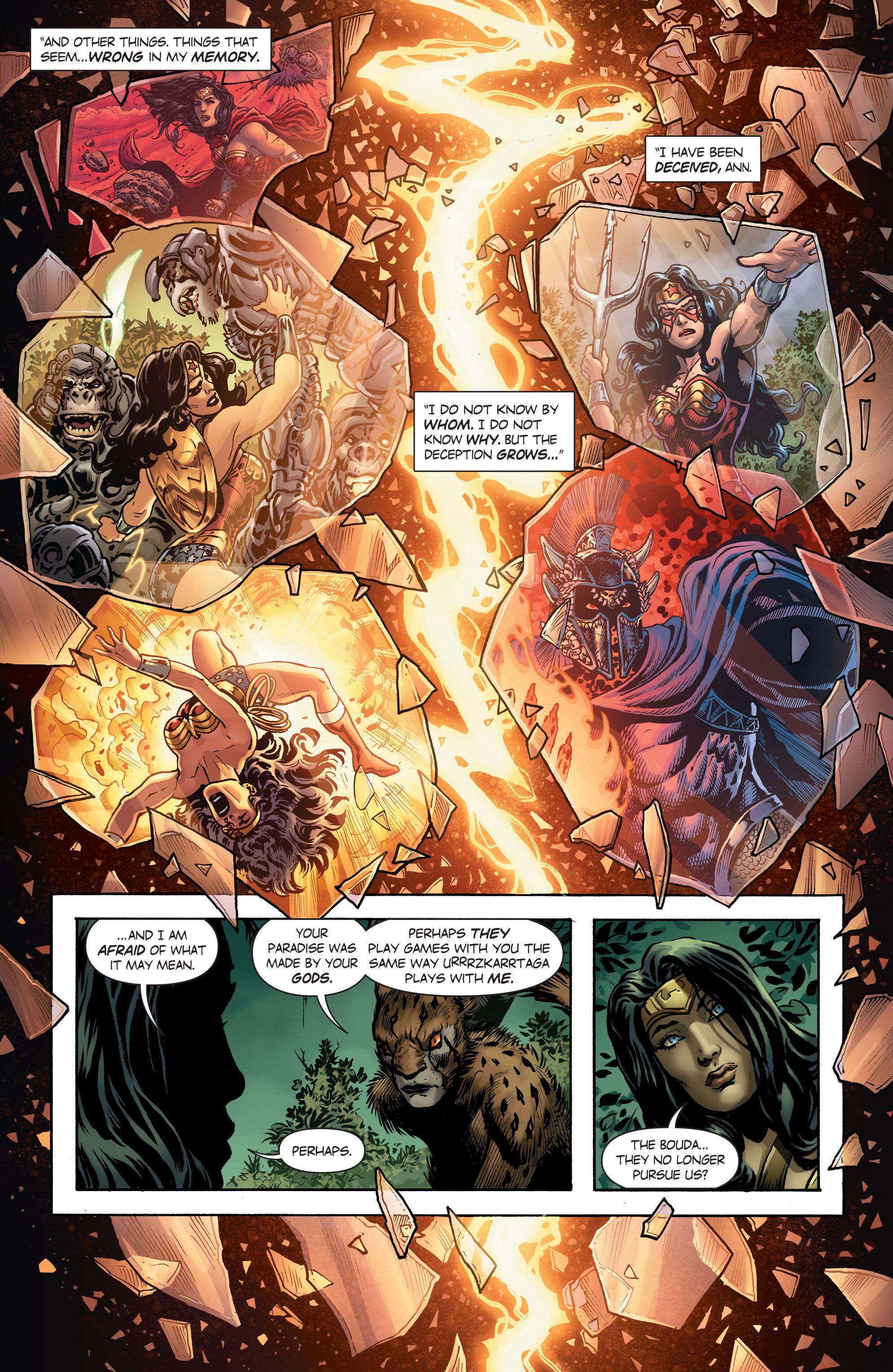 Read online Wonder Woman (2016) comic -  Issue #5 - 12