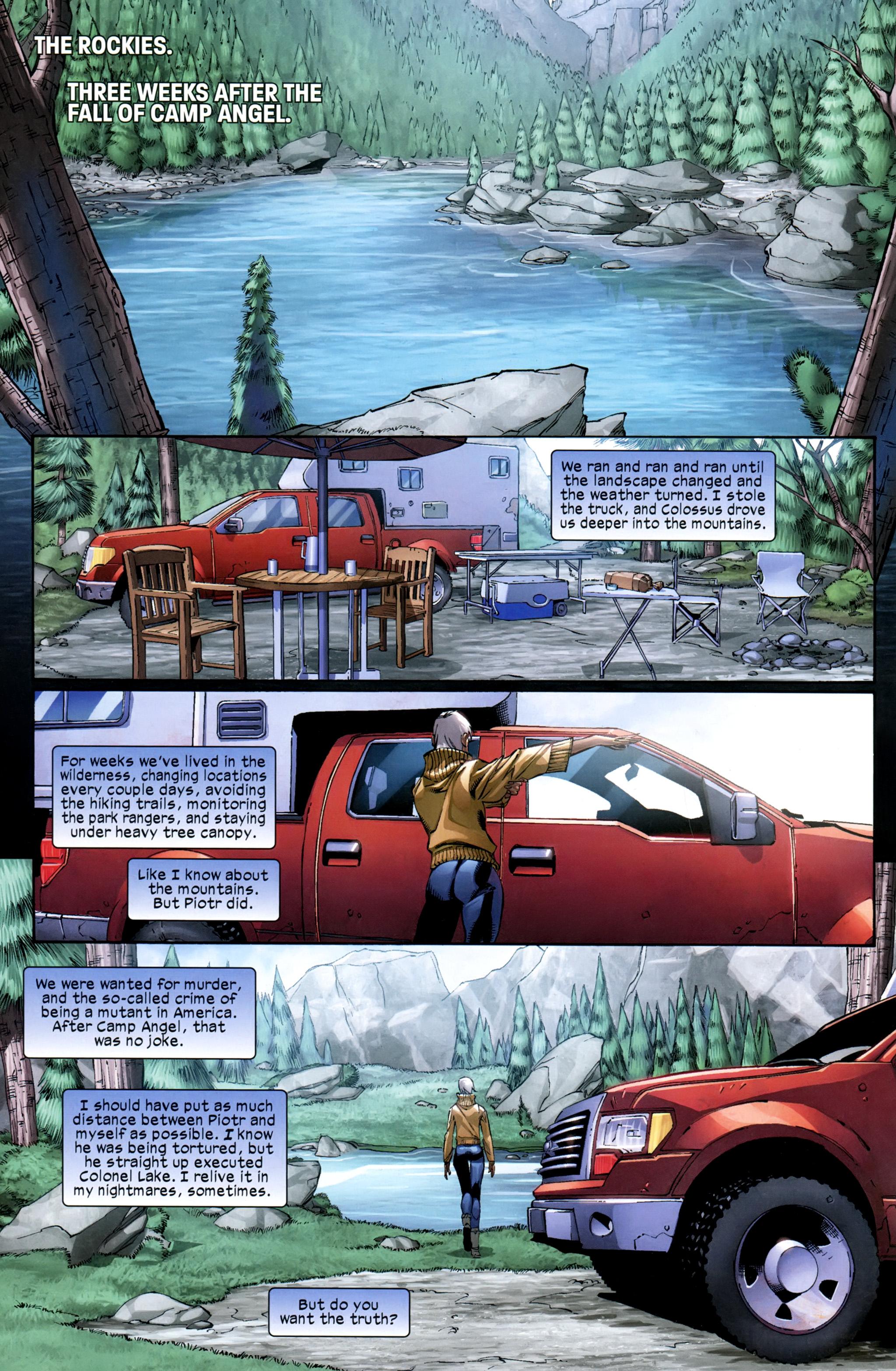 Read online Ultimate Comics X-Men comic -  Issue #23 - 5