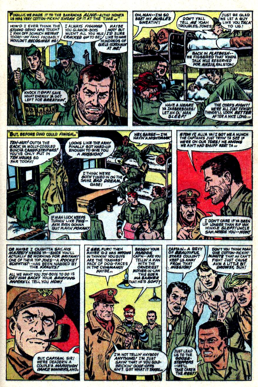 Read online Sgt. Fury comic -  Issue #44 - 9