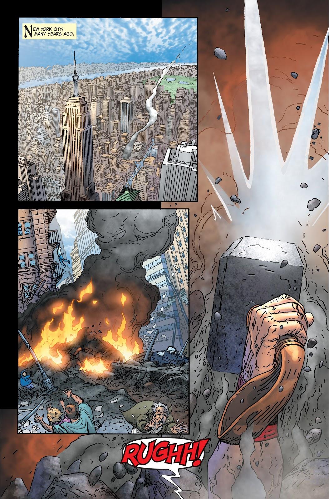 Read online Thor: Ragnaroks comic -  Issue # TPB (Part 1) - 7
