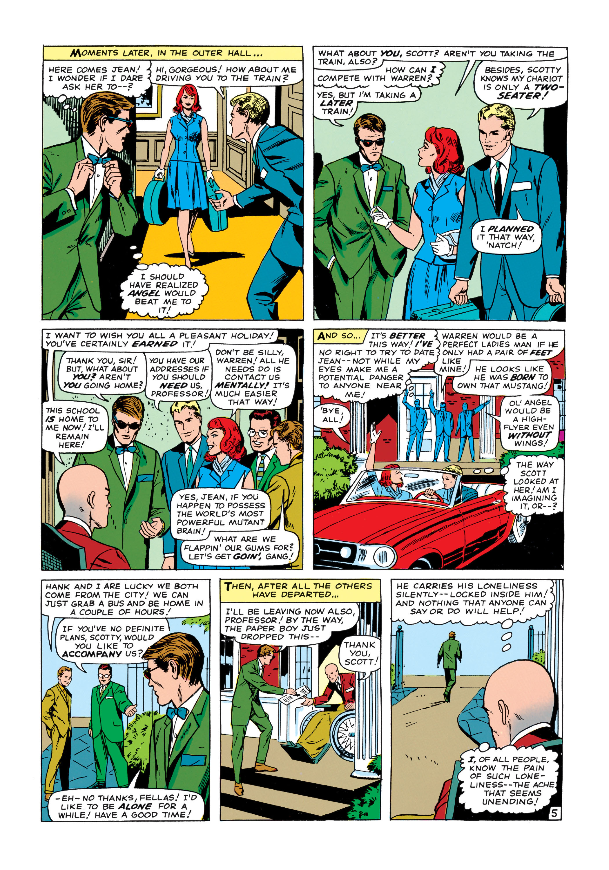 Read online Uncanny X-Men (1963) comic -  Issue #14 - 6