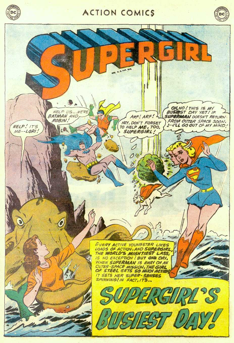 Action Comics (1938) 270 Page 16
