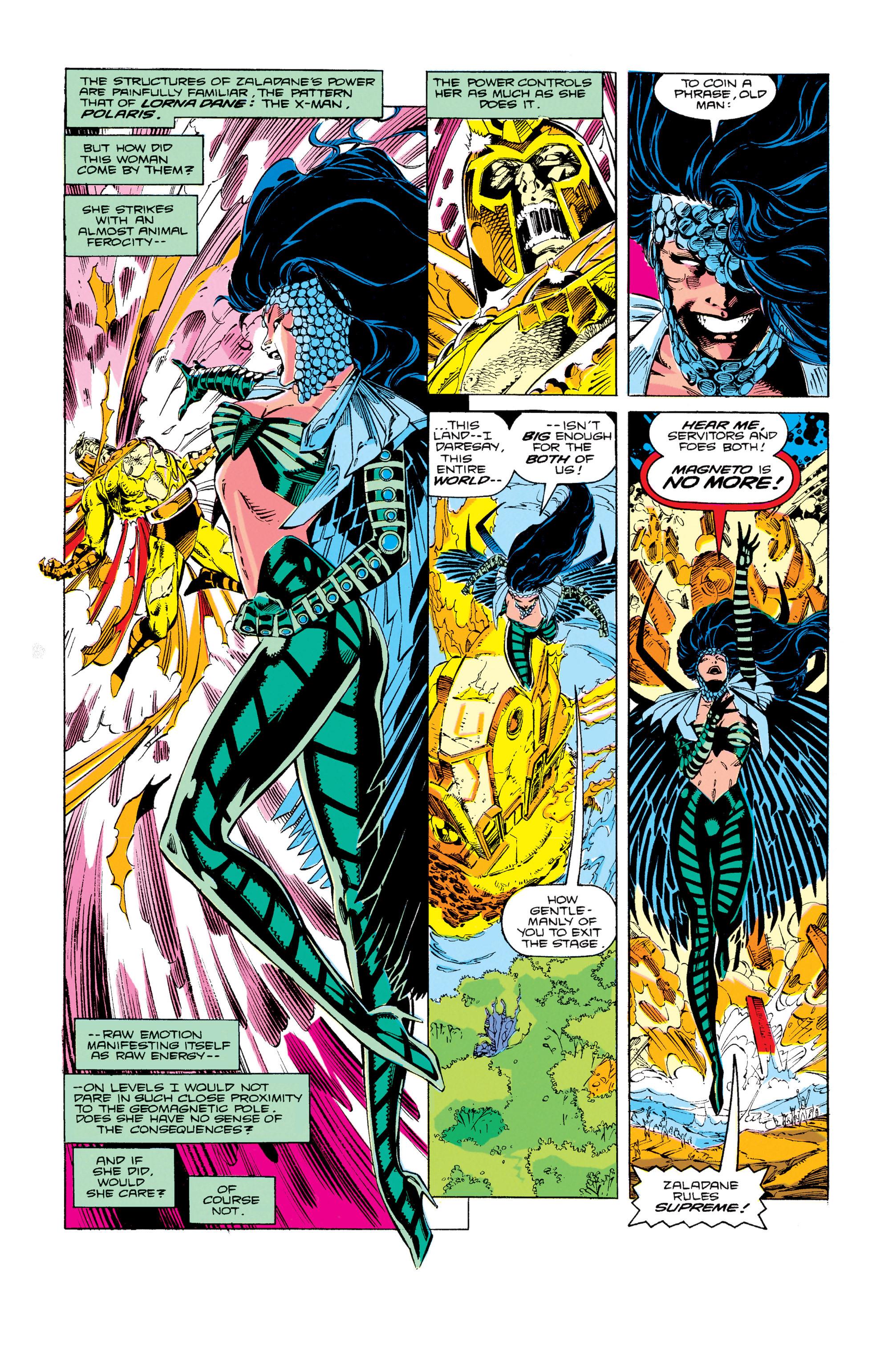 Read online Uncanny X-Men (1963) comic -  Issue #274 - 13