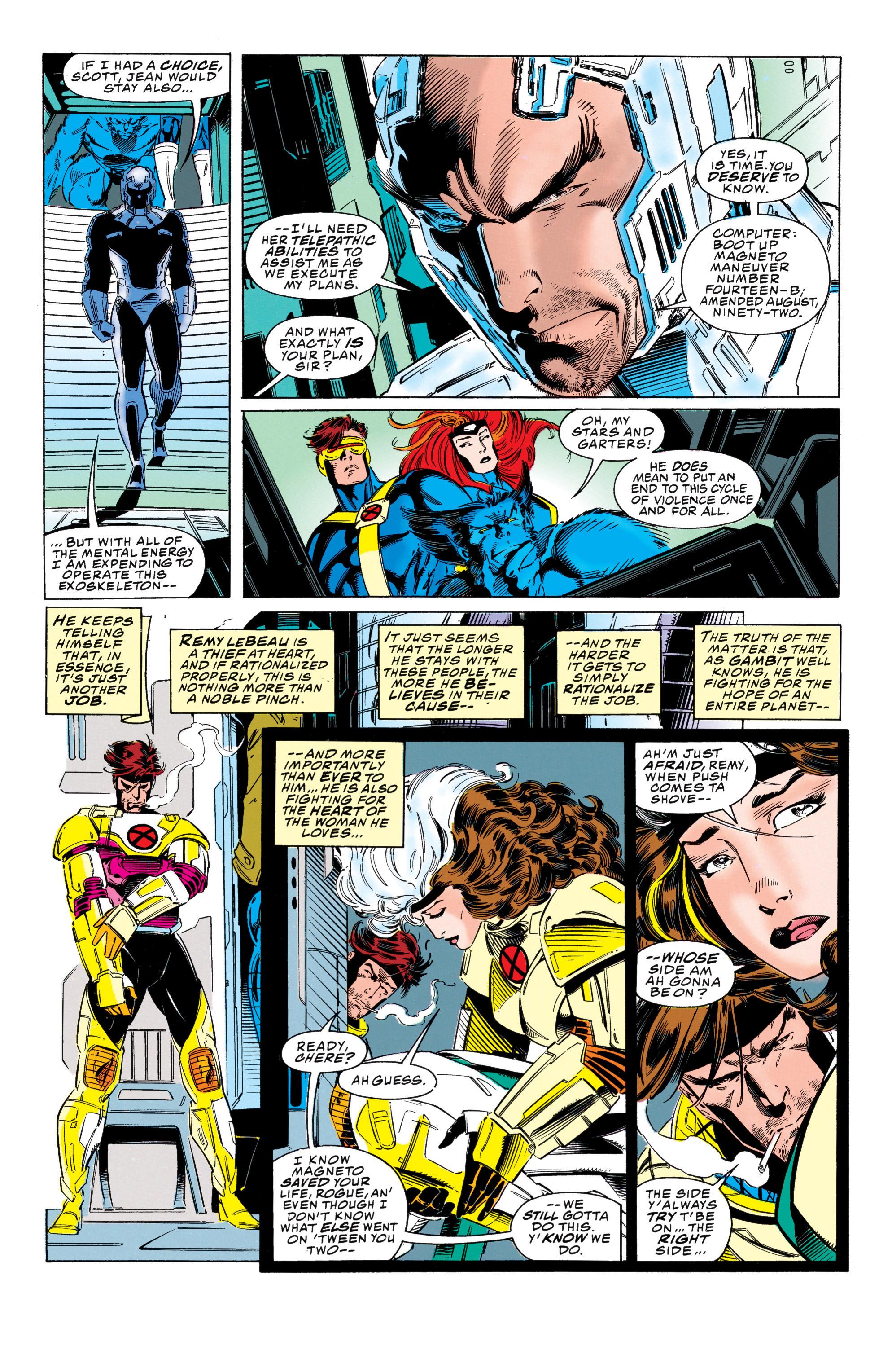 X-Men (1991) 25 Page 15