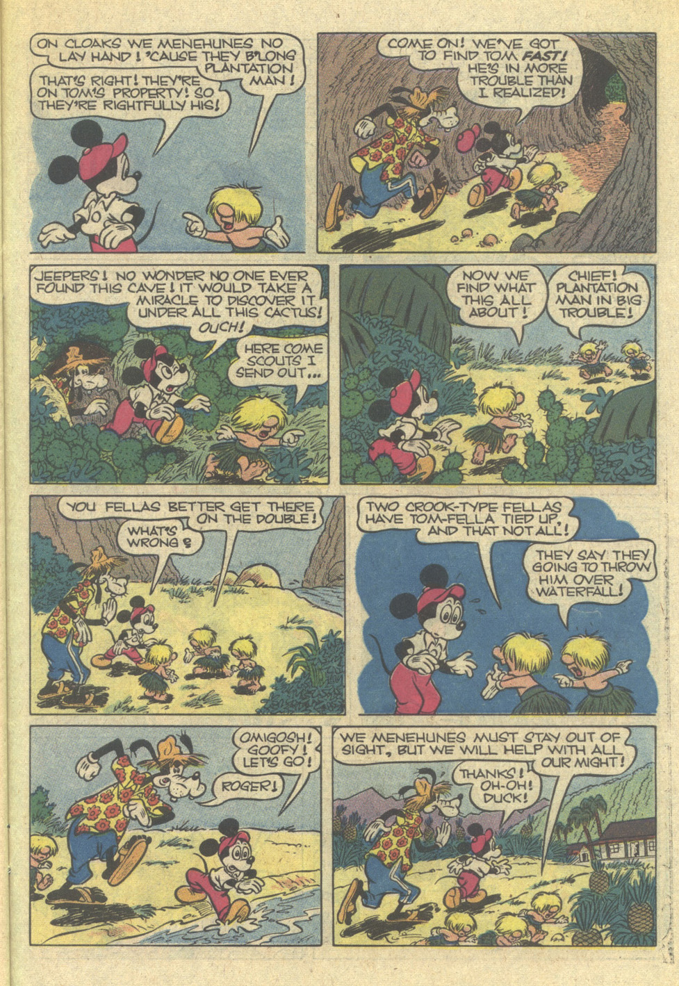 Walt Disney's Comics and Stories issue 502 - Page 31