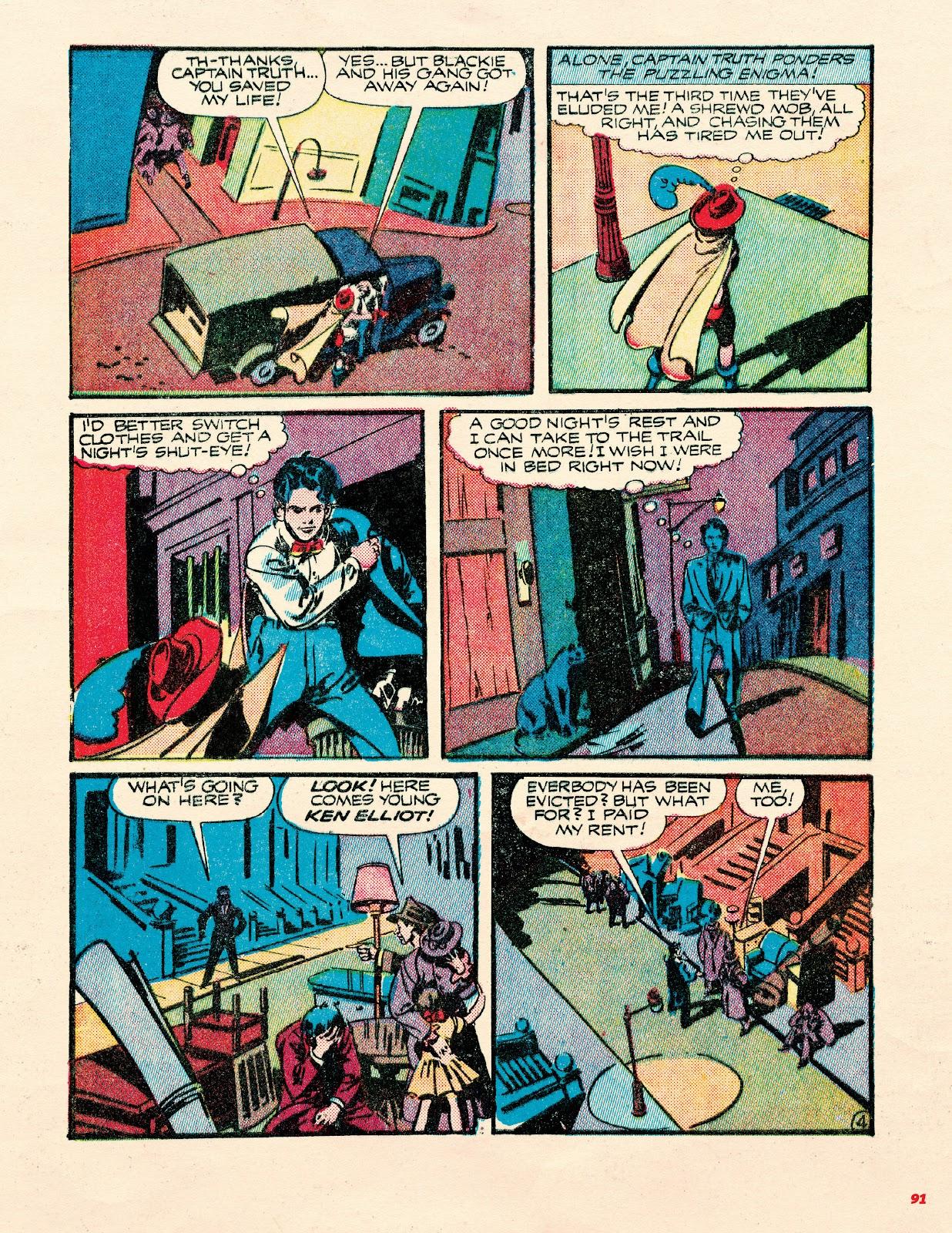 Read online Super Weird Heroes comic -  Issue # TPB 1 (Part 1) - 90