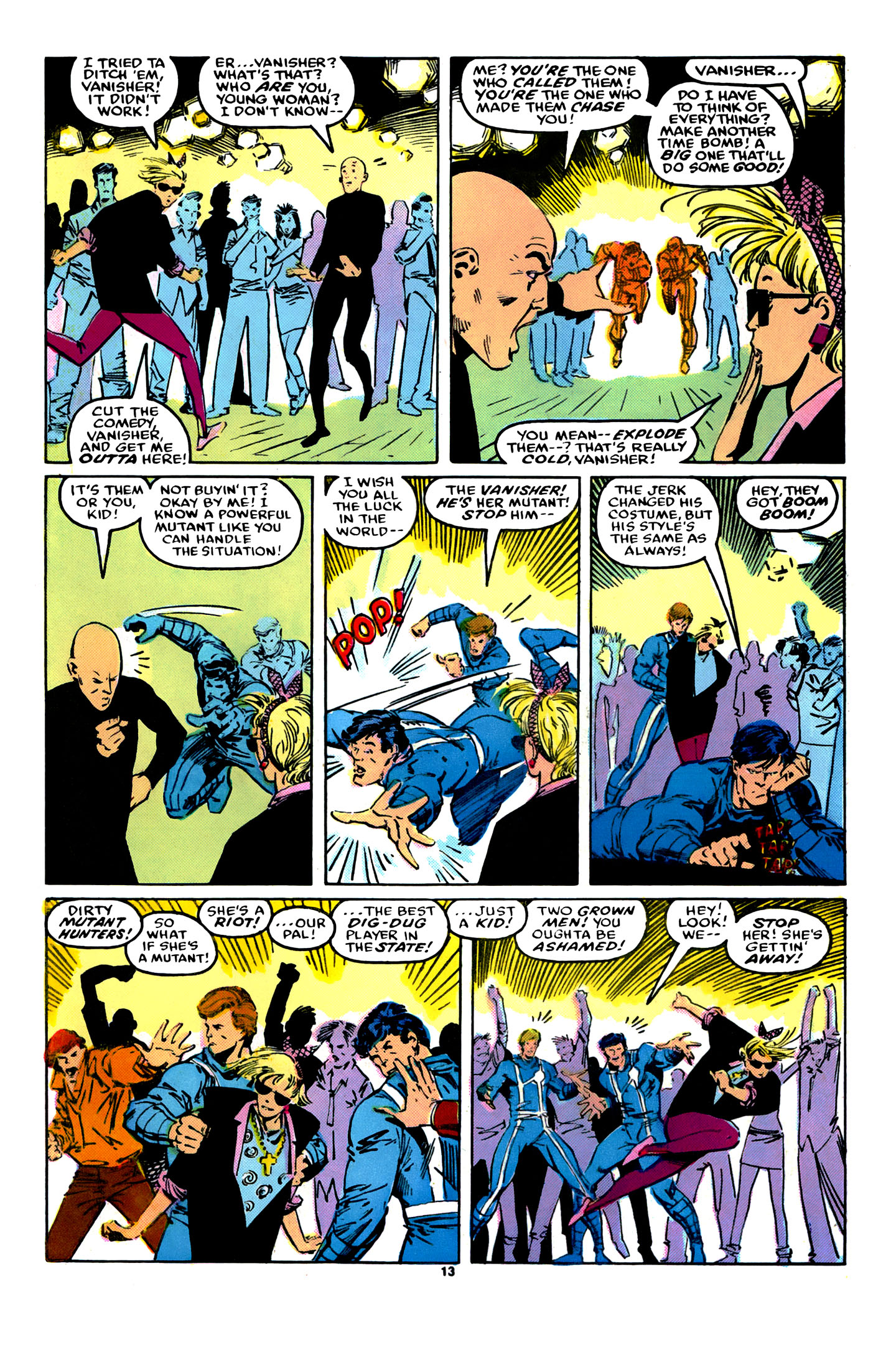 Read online X-Factor (1986) comic -  Issue #12 - 14