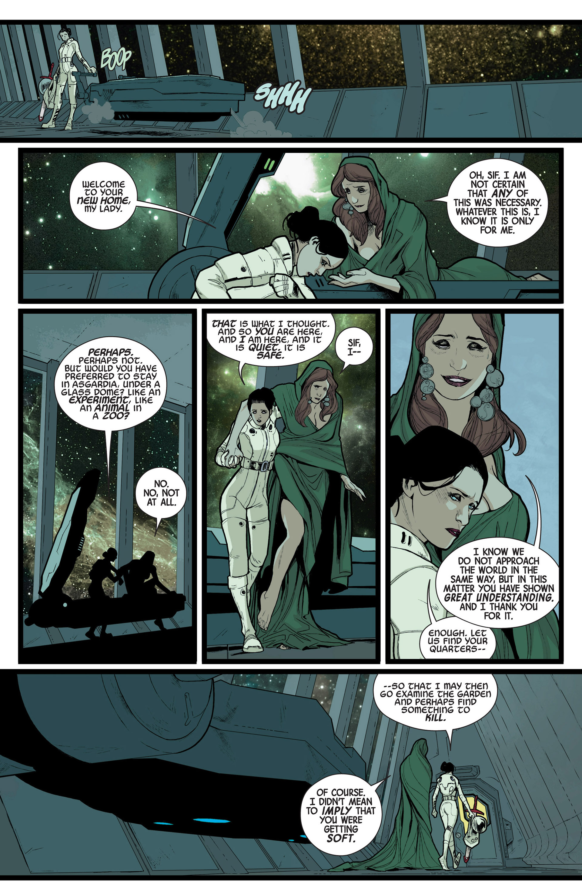 Read online Journey into Mystery (2011) comic -  Issue #652 - 16