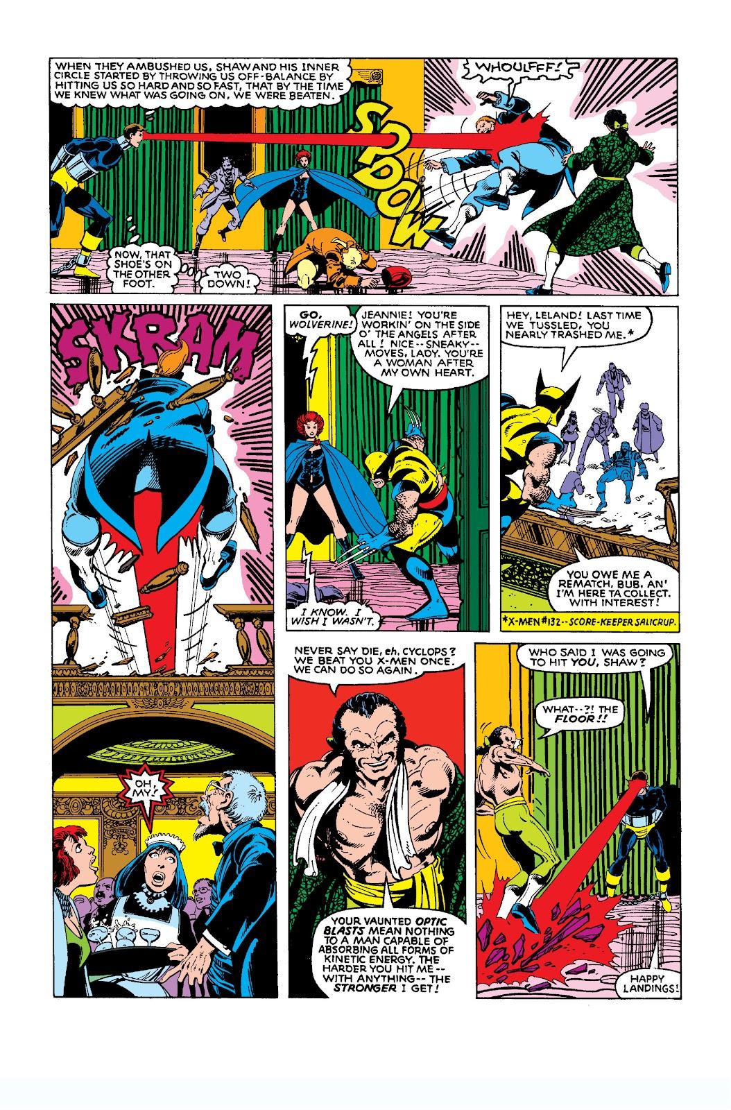 Uncanny X-Men (1963) issue 134 - Page 6