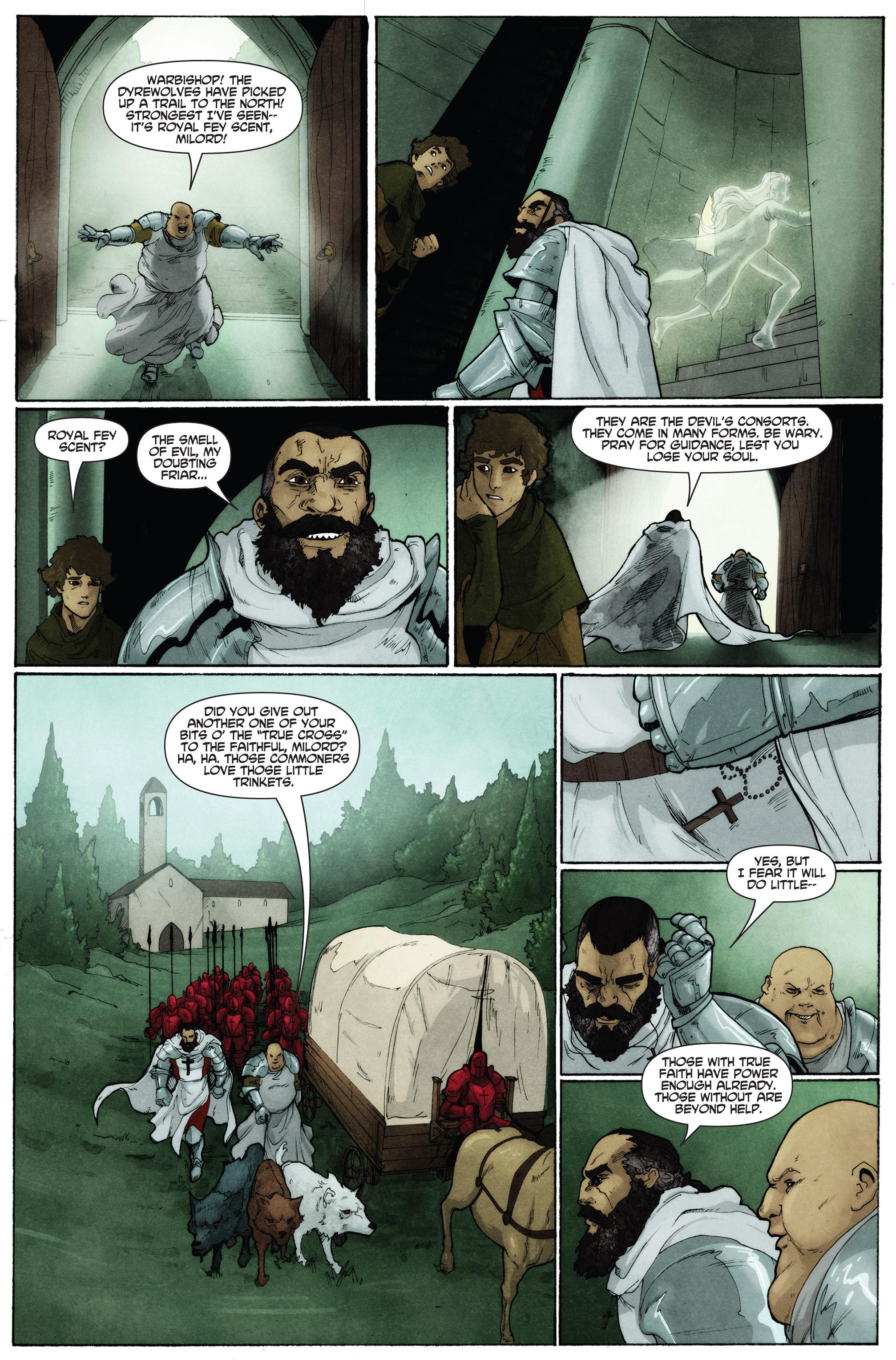 Read online Plague comic -  Issue #2 - 6