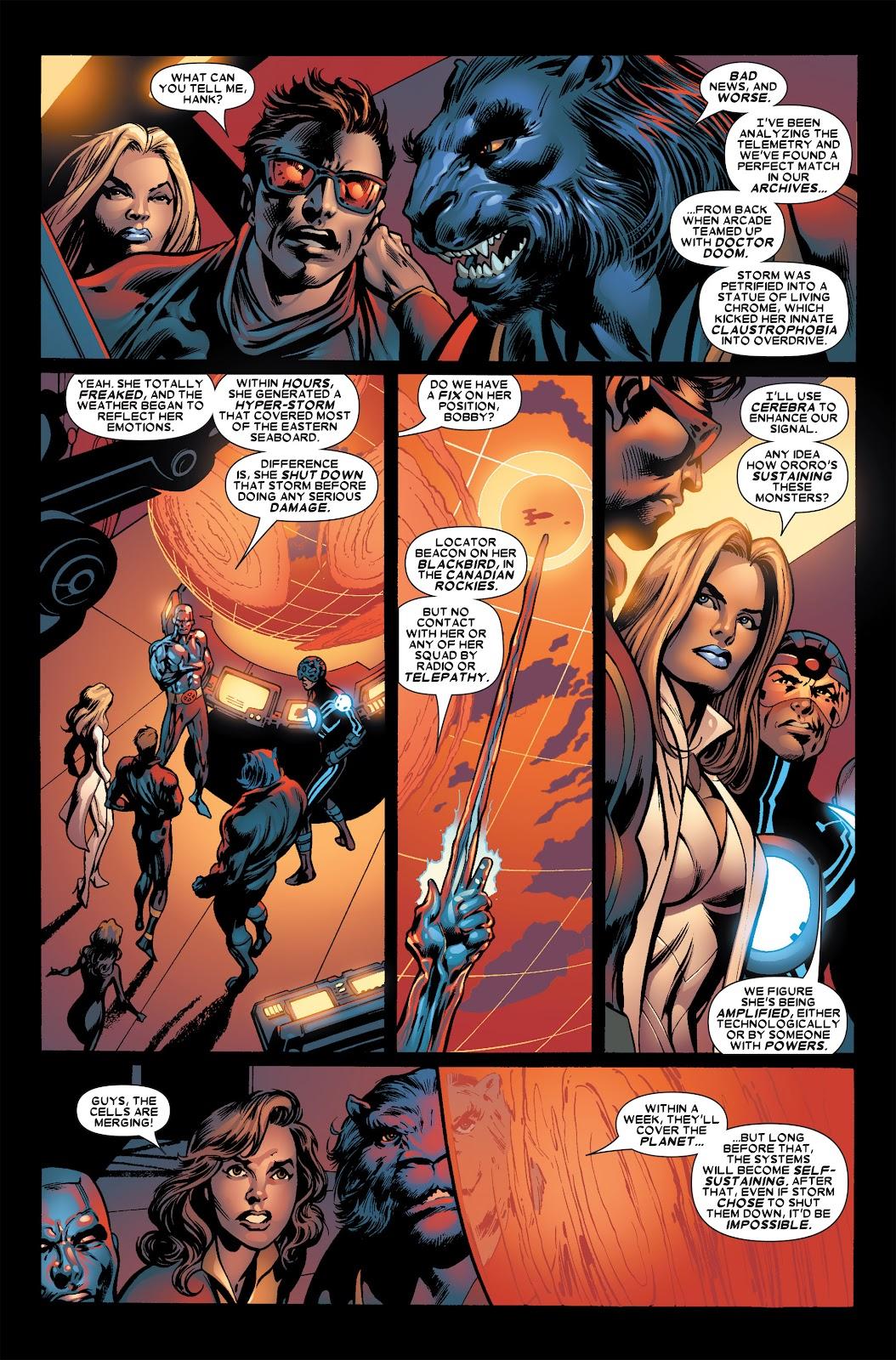 Uncanny X-Men (1963) issue 459 - Page 4