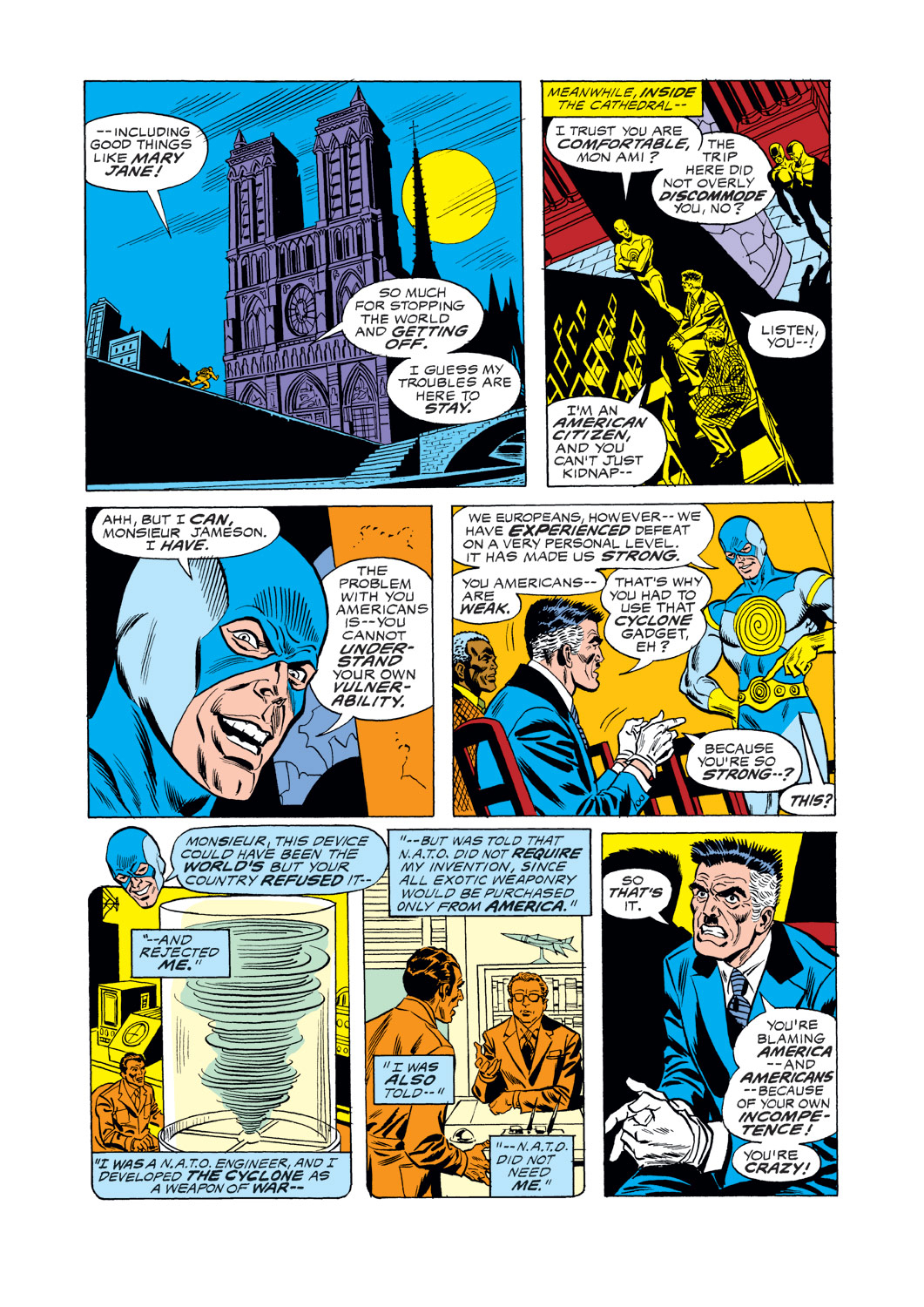 The Amazing Spider-Man (1963) 144 Page 10
