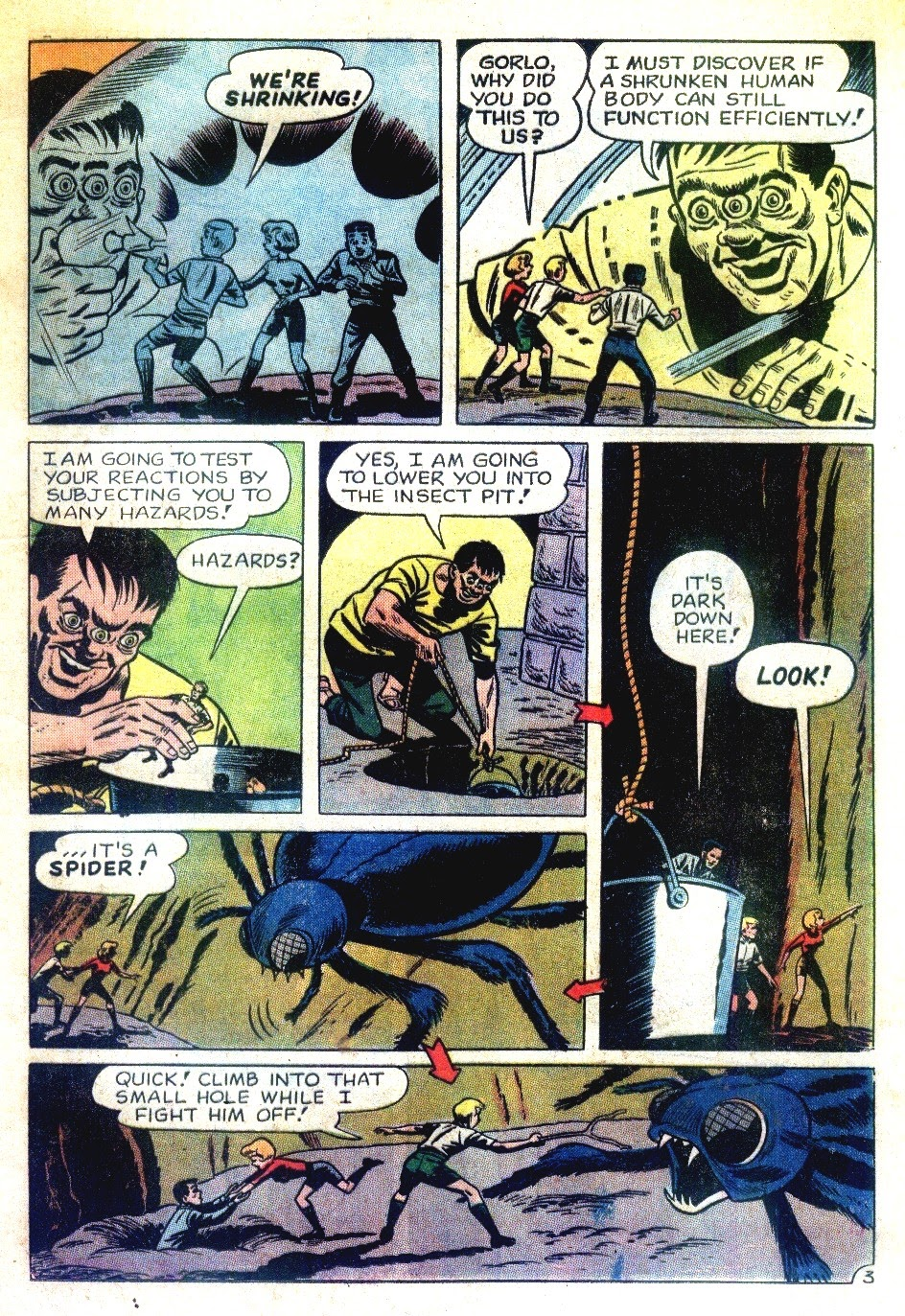 Read online Tales Calculated to Drive You Bats comic -  Issue #7 - 5