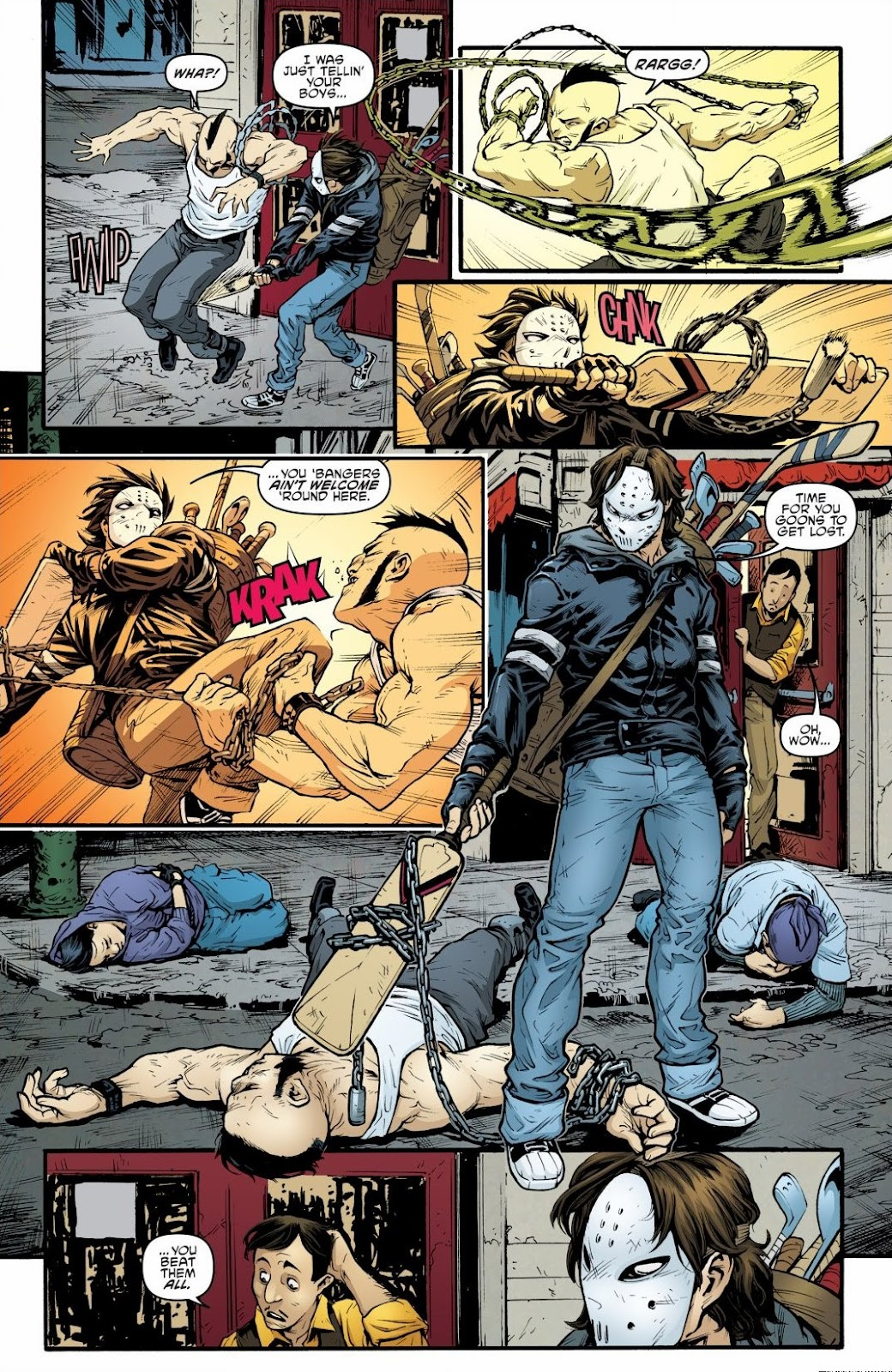 Read online Teenage Mutant Ninja Turtles: The IDW Collection comic -  Issue # TPB 6 (Part 2) - 13