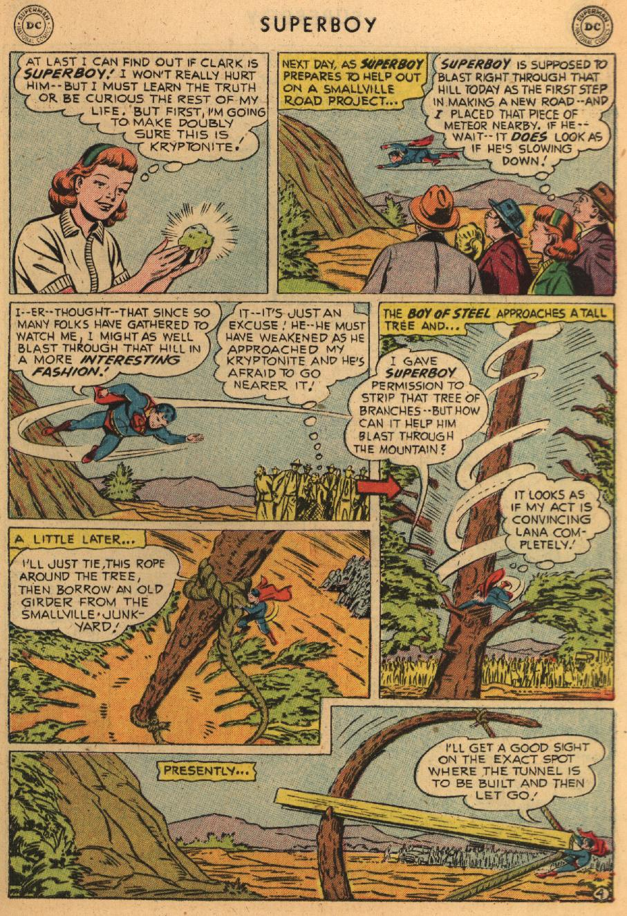 Superboy (1949) issue 45 - Page 25